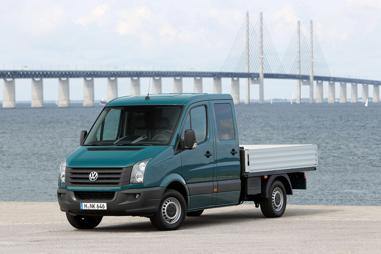 2016 Volkswagen Crafter Pictures Information And Specs