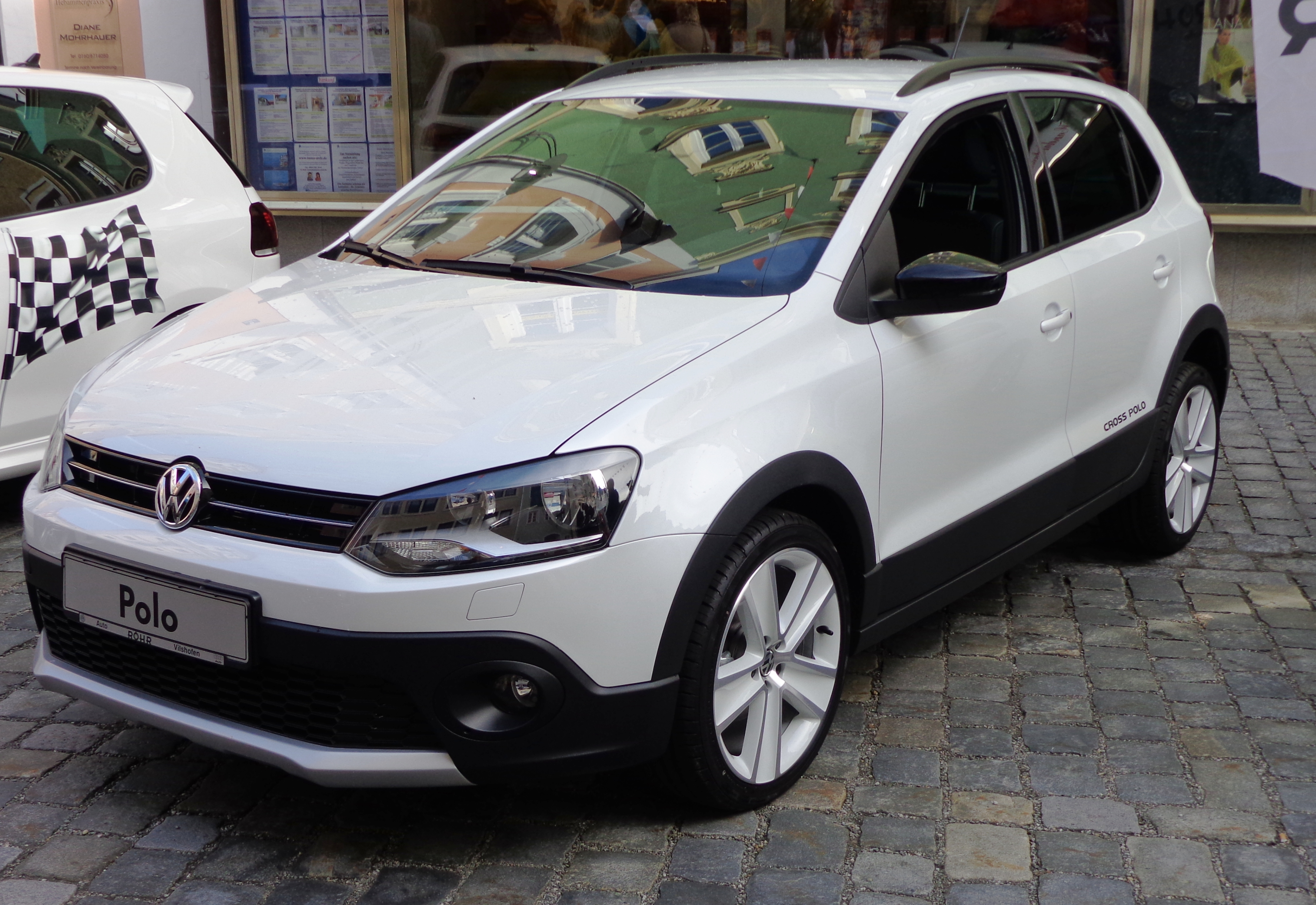2012 volkswagen cross polo ii pictures information and specs auto. Black Bedroom Furniture Sets. Home Design Ideas