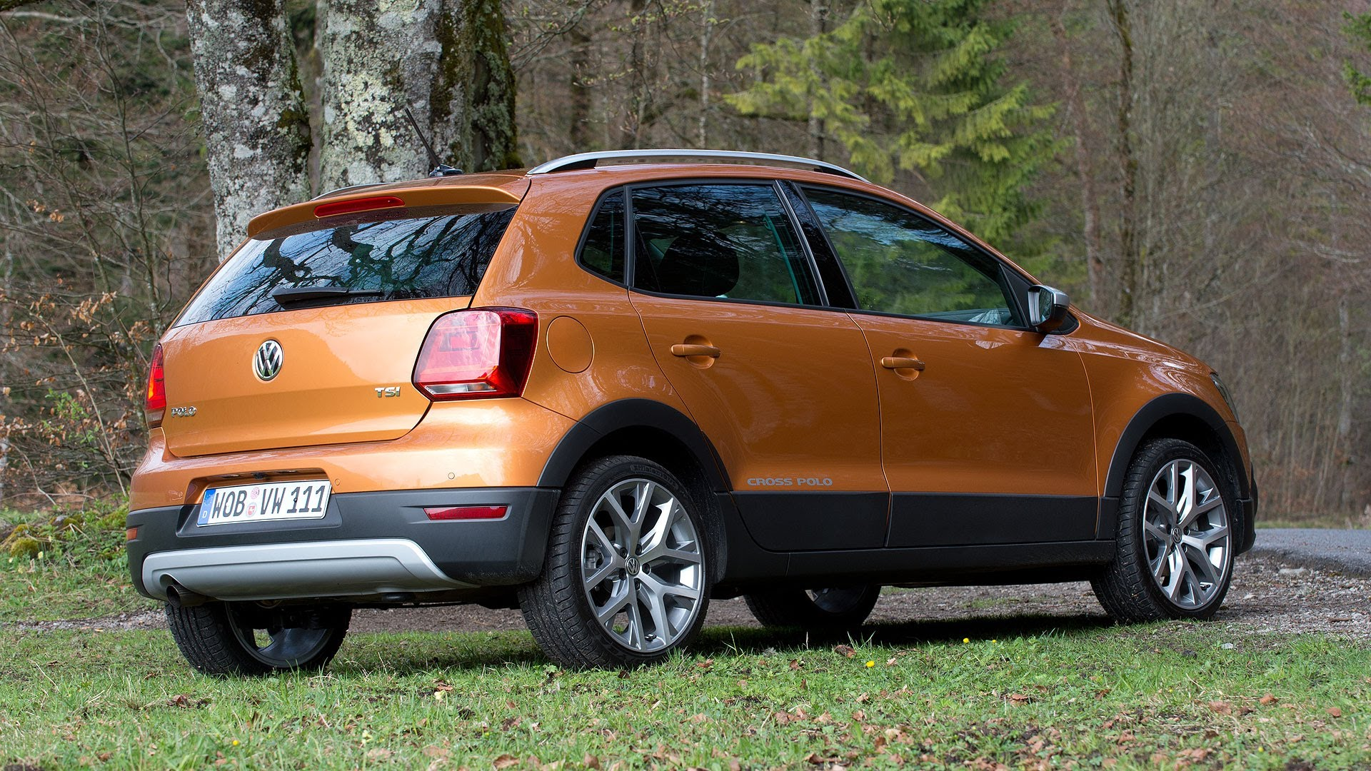 2015 volkswagen cross polo ii pictures information and specs auto. Black Bedroom Furniture Sets. Home Design Ideas