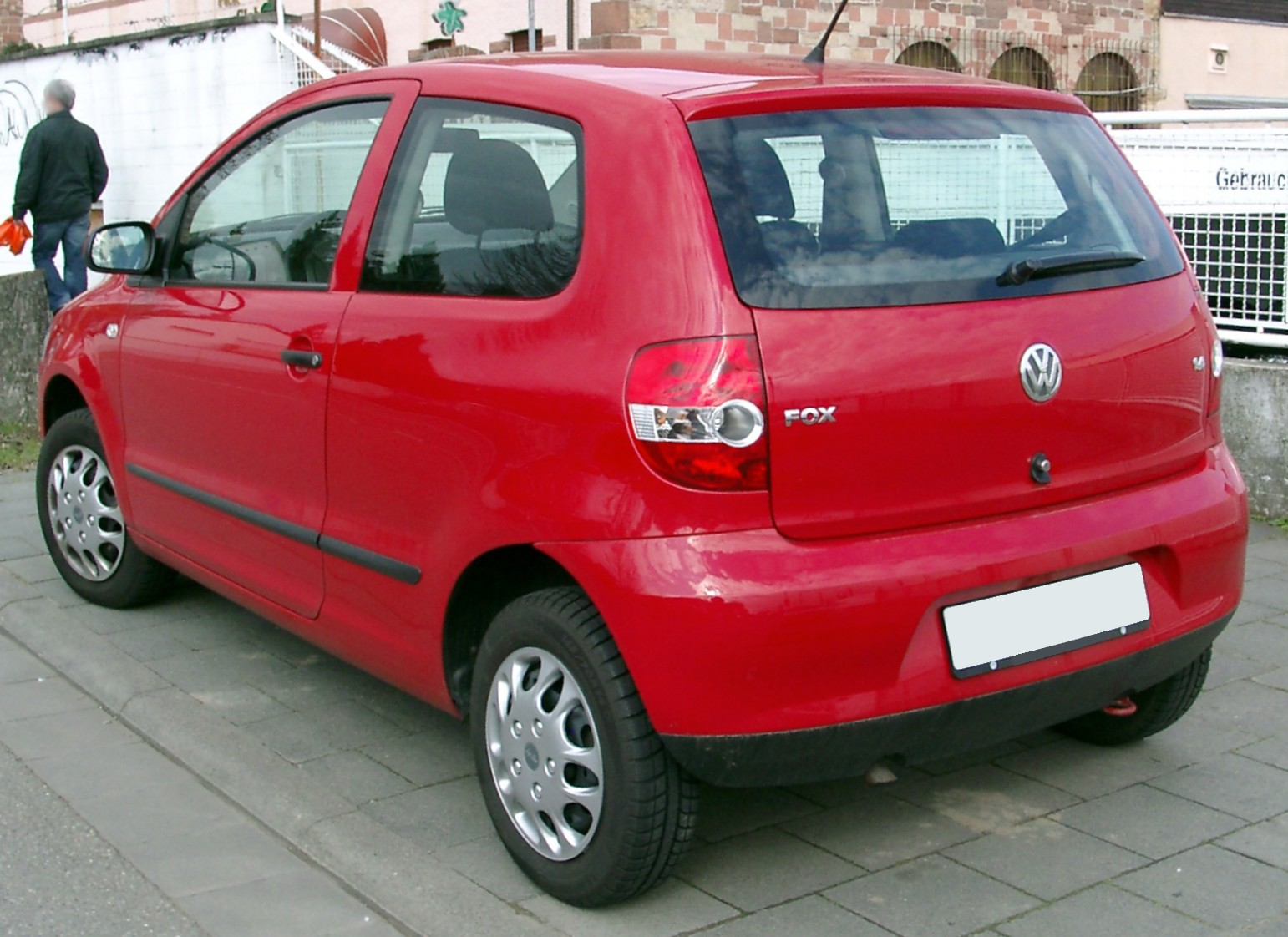 2008 volkswagen fox pictures information and specs. Black Bedroom Furniture Sets. Home Design Ideas