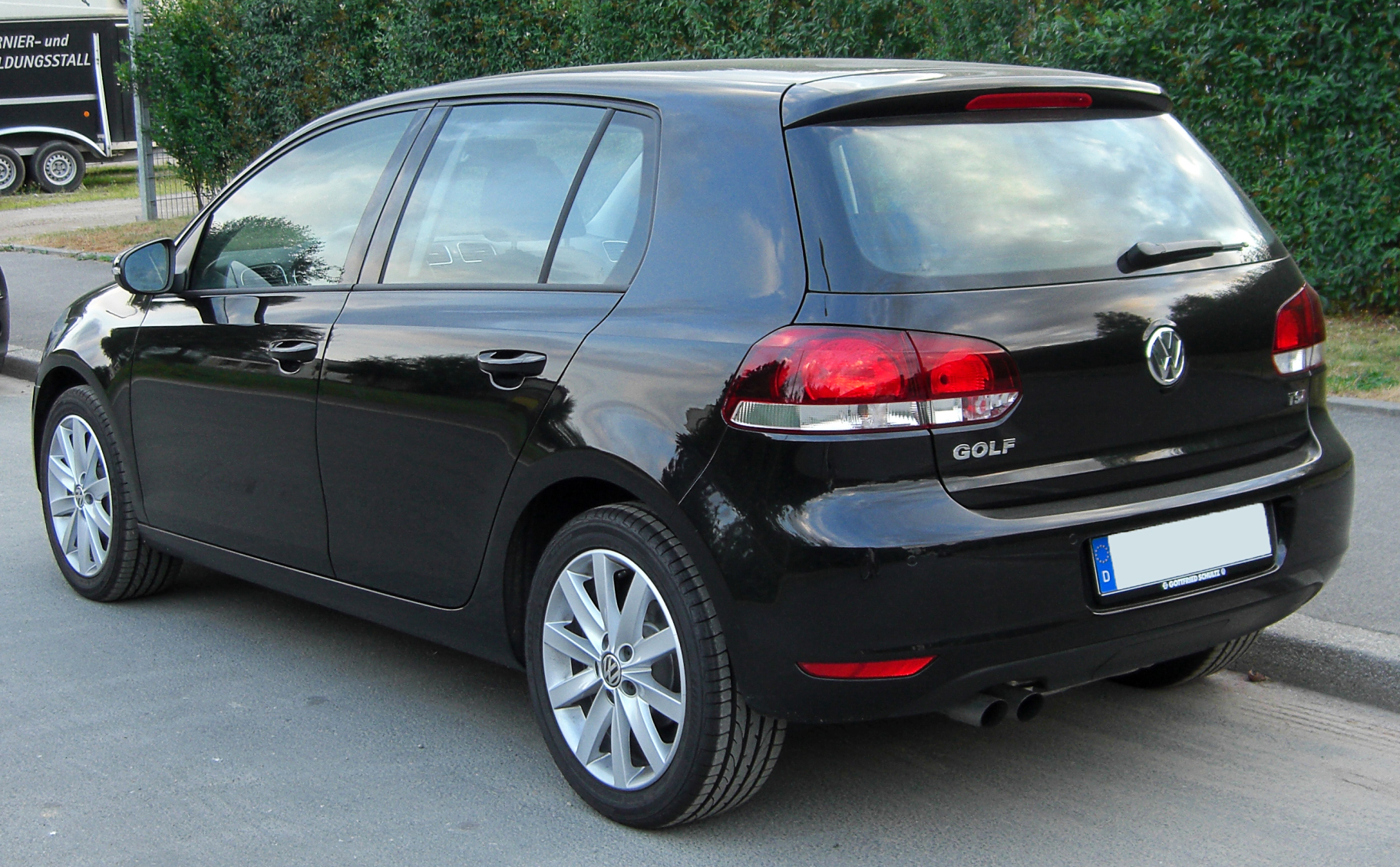 2010 volkswagen golf vi pictures information and specs. Black Bedroom Furniture Sets. Home Design Ideas