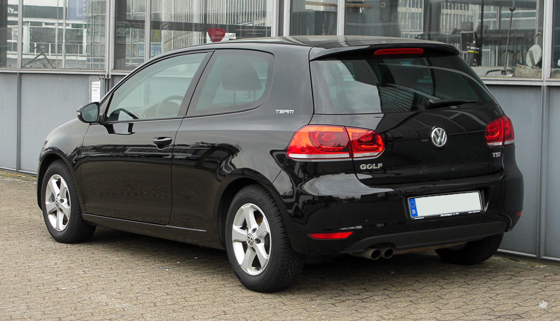 2011 volkswagen golf vi pictures information and specs auto. Black Bedroom Furniture Sets. Home Design Ideas
