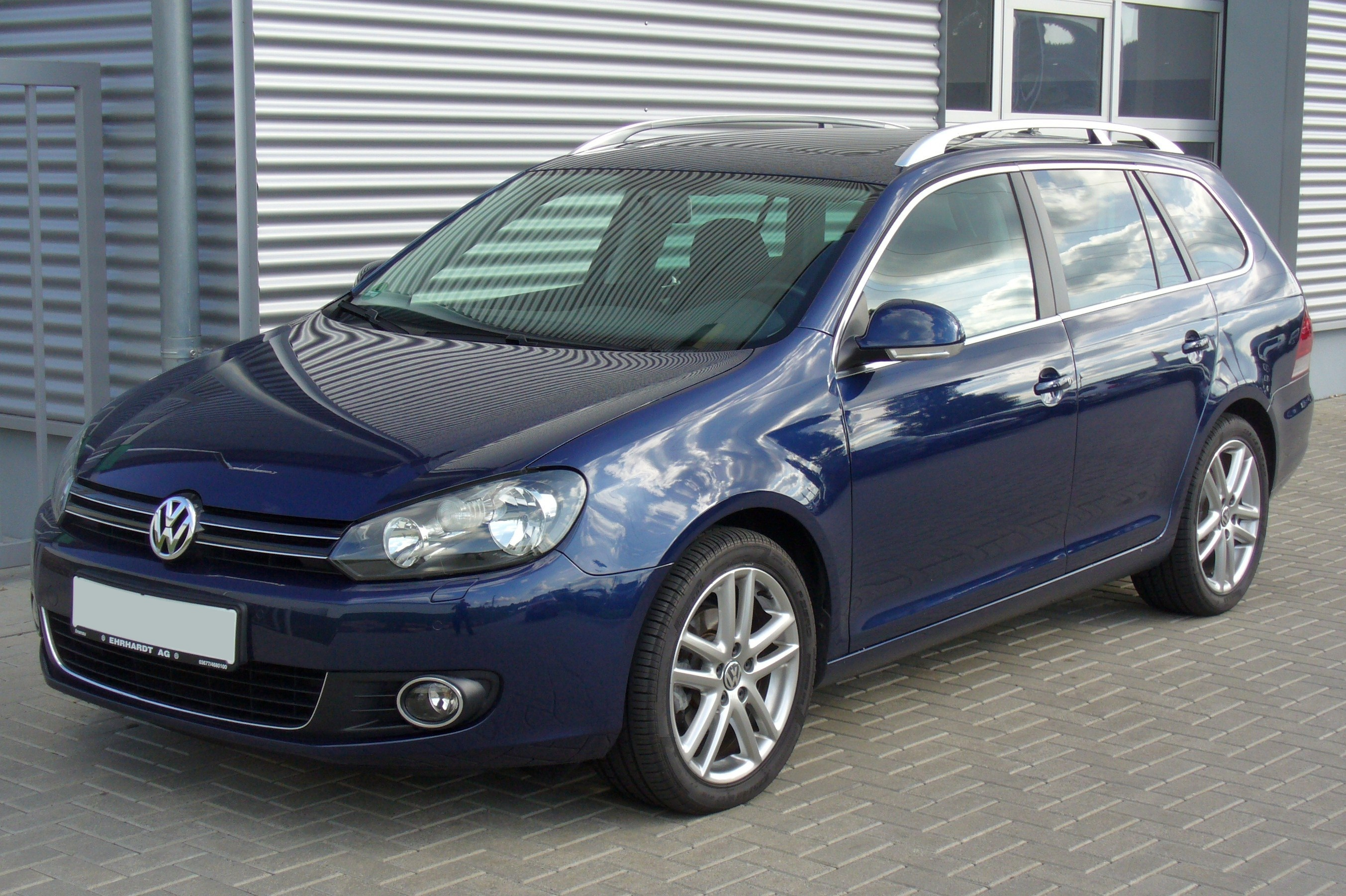 2012 volkswagen golf vi variant pictures information and specs auto. Black Bedroom Furniture Sets. Home Design Ideas