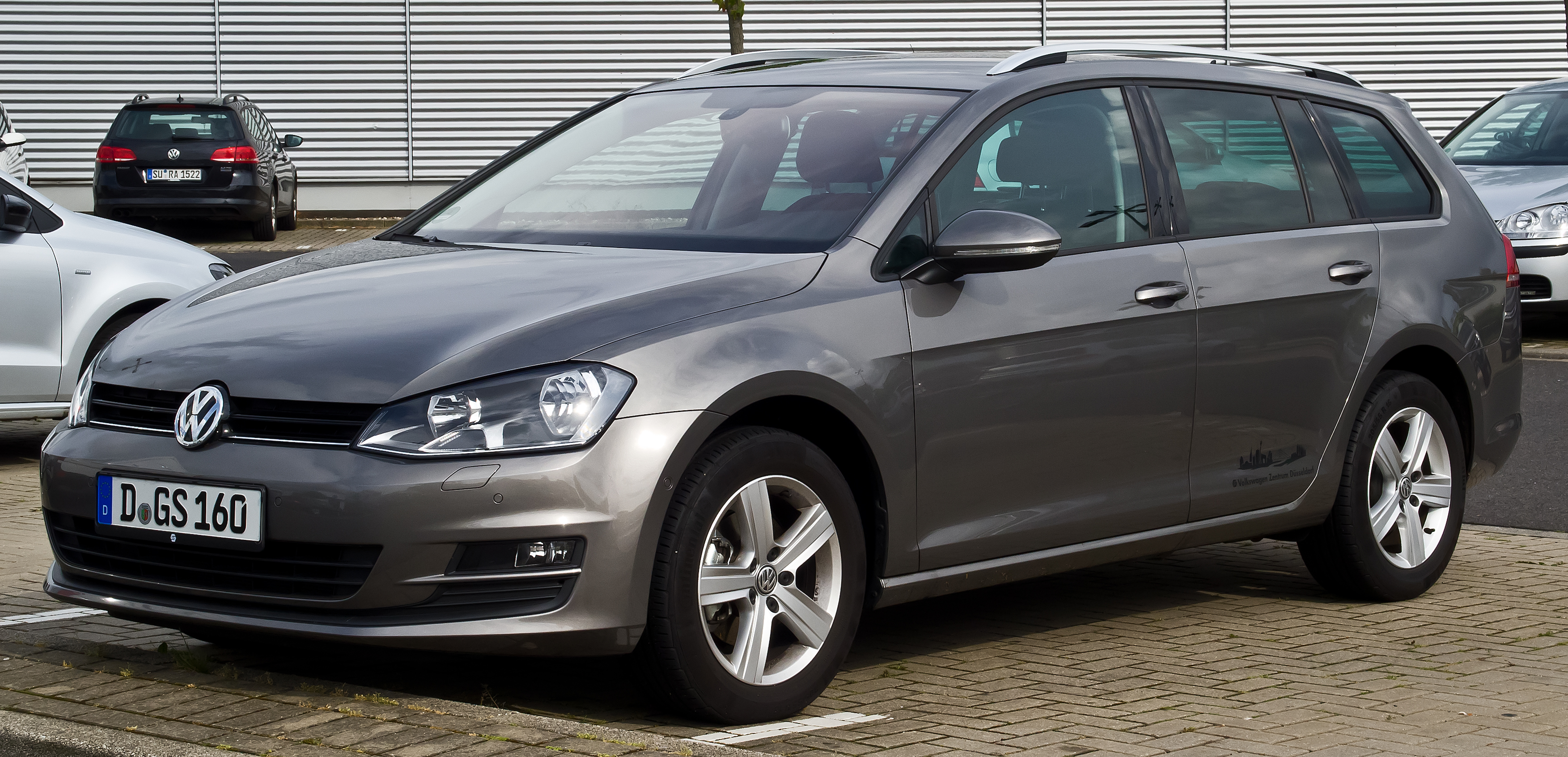 2014 volkswagen golf vi variant pictures information and specs auto. Black Bedroom Furniture Sets. Home Design Ideas