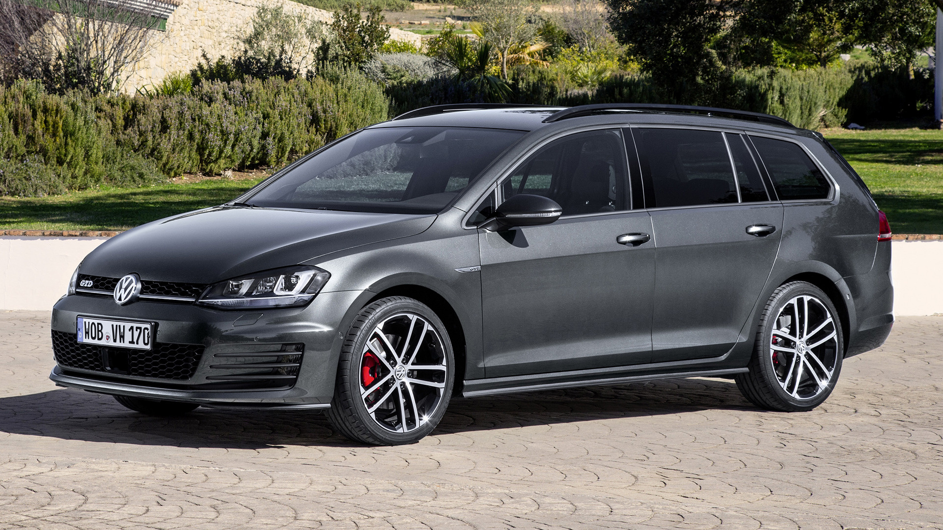 2015 volkswagen golf vi variant pictures information and specs auto. Black Bedroom Furniture Sets. Home Design Ideas