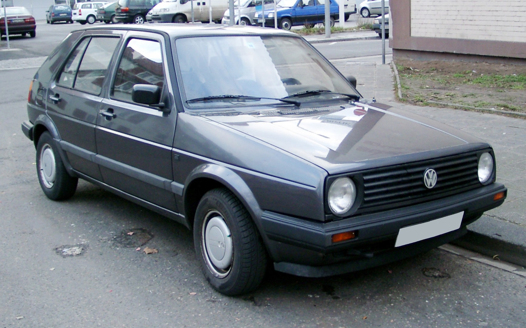 1990 Volkswagen Jetta Ii 19e Pictures Information And Specs 1 8 Fuse Box 14