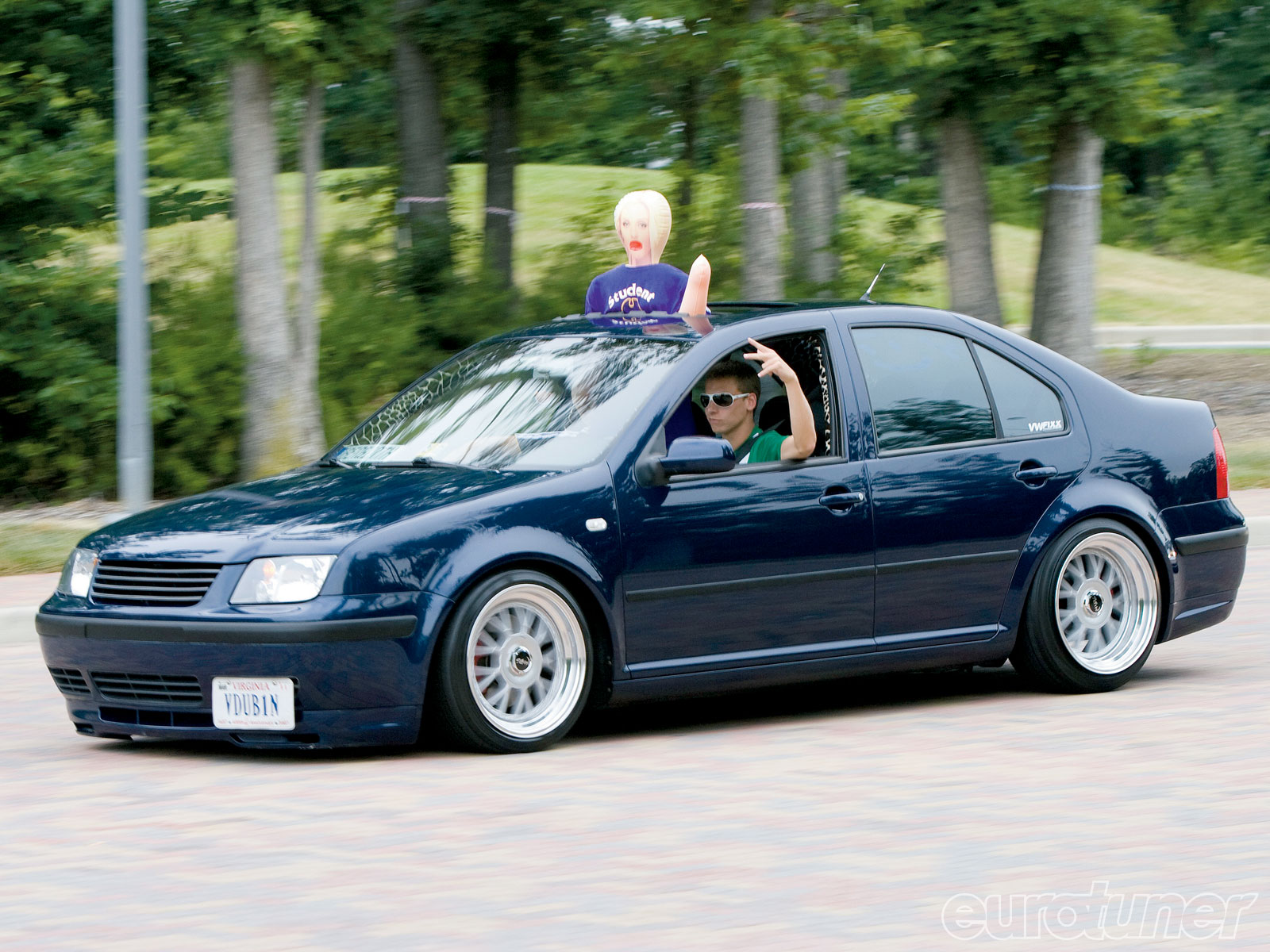 1998 Volkswagen Jetta Iv Wagon Pictures Information And