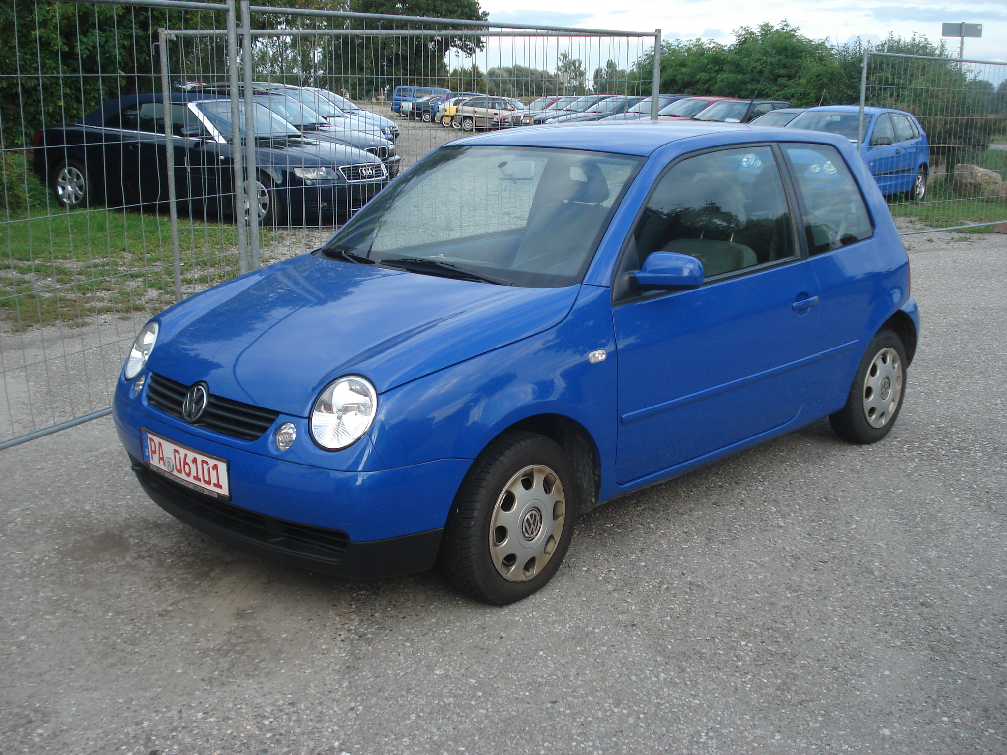 2001 Volkswagen Lupo 6x Pictures Information And Specs Auto Database Com