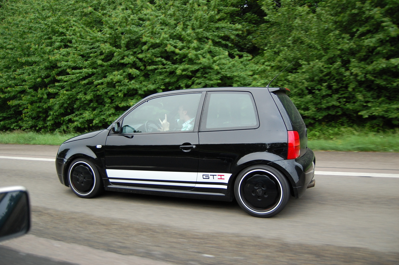 2002 Volkswagen Lupo 6x Pictures Information And