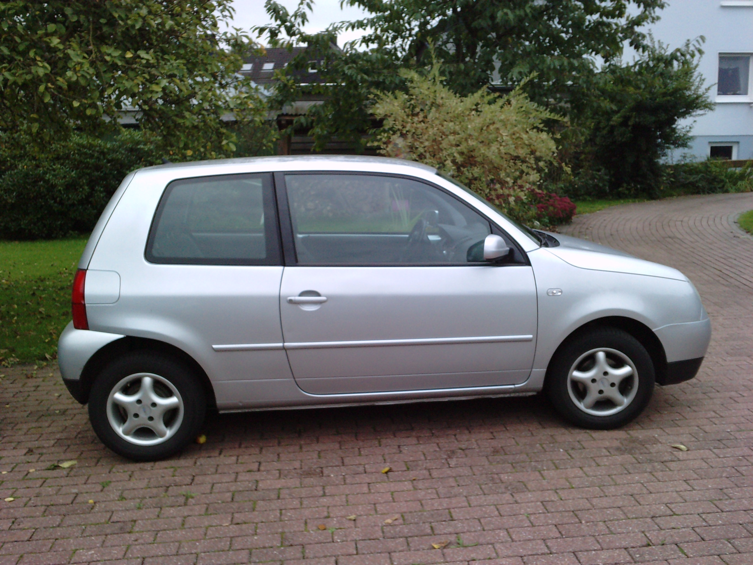 2002 Volkswagen Lupo 6x Pictures Information And Specs Auto Database Com