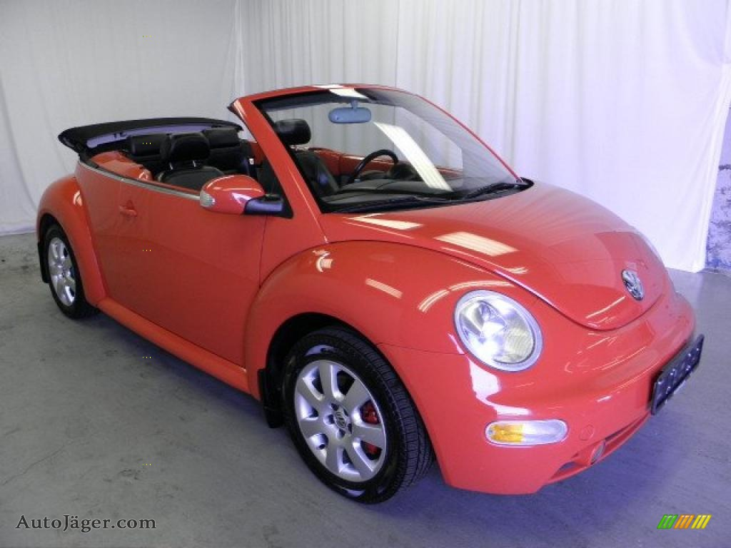 VW 2003 vw bug : 2003 Volkswagen New beetle convertible – pictures, information and ...