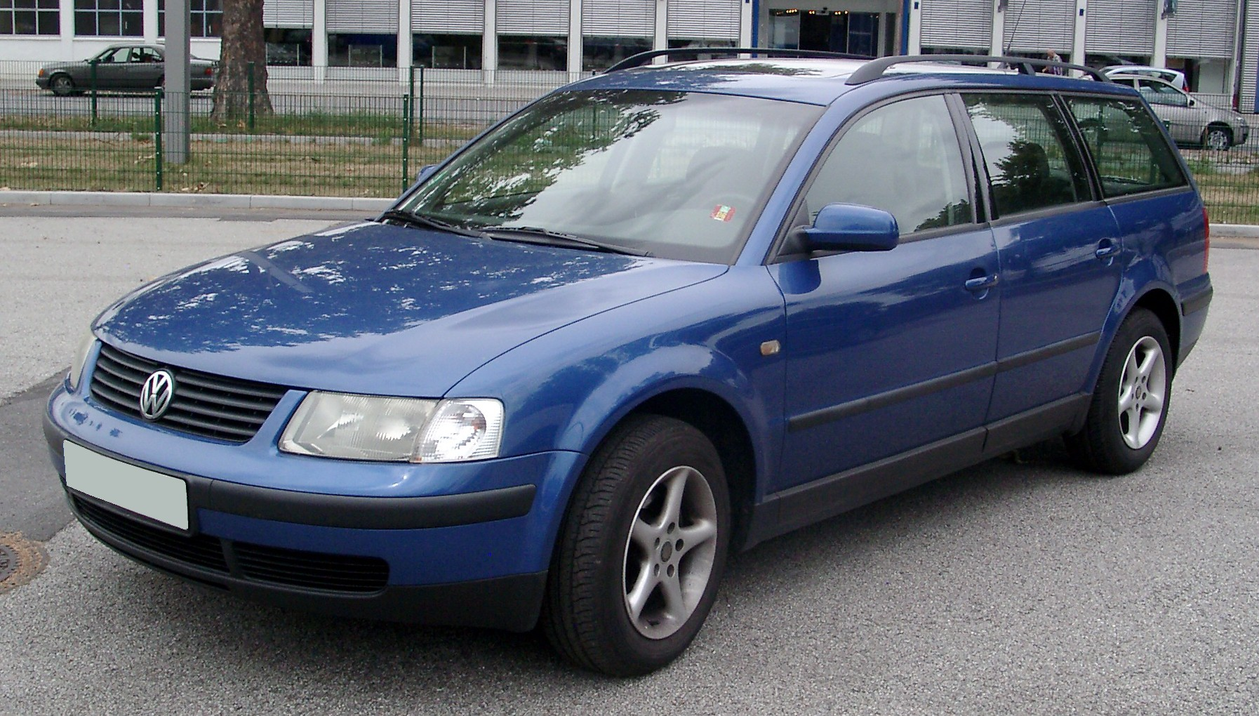 2004 volkswagen passat variant 3b5 pictures information and specs auto. Black Bedroom Furniture Sets. Home Design Ideas