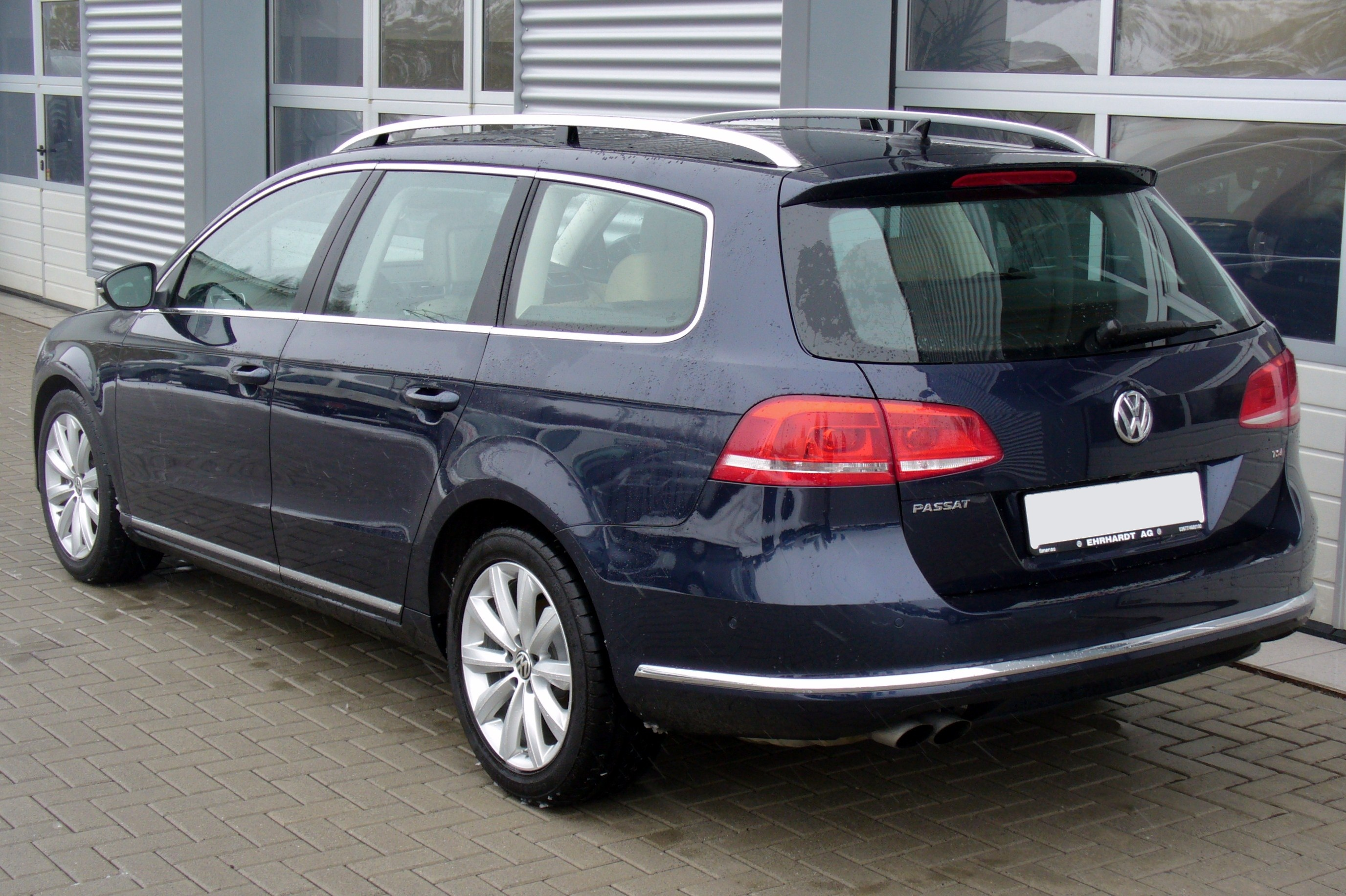 Audi A1 Coming To Usa >> 2014 Volkswagen Passat variant (b6) – pictures, information and specs - Auto-Database.com