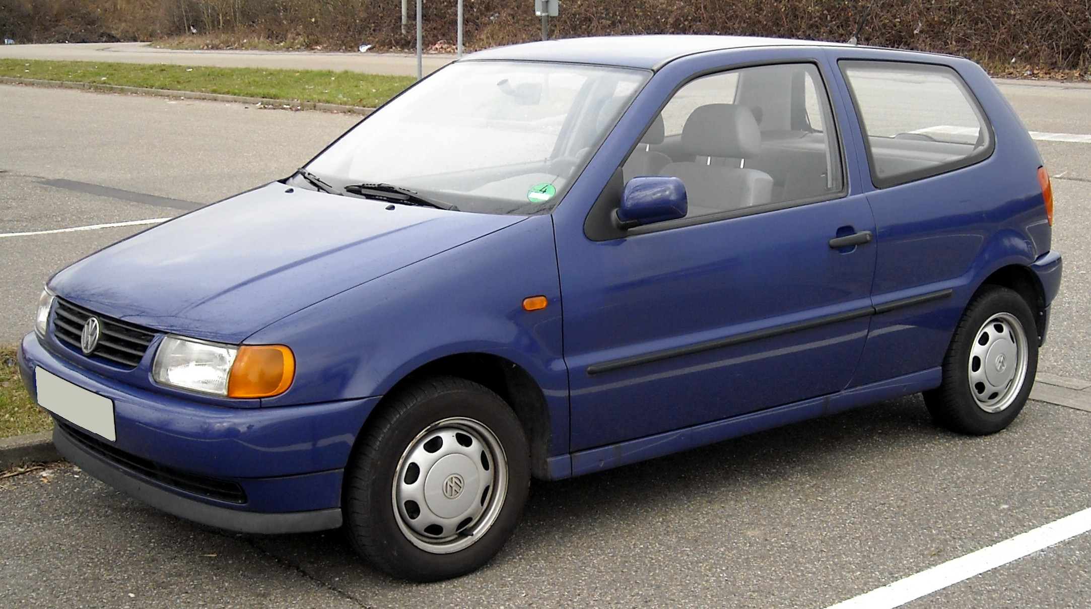 1998 Volkswagen Polo 6n1 Pictures Information And