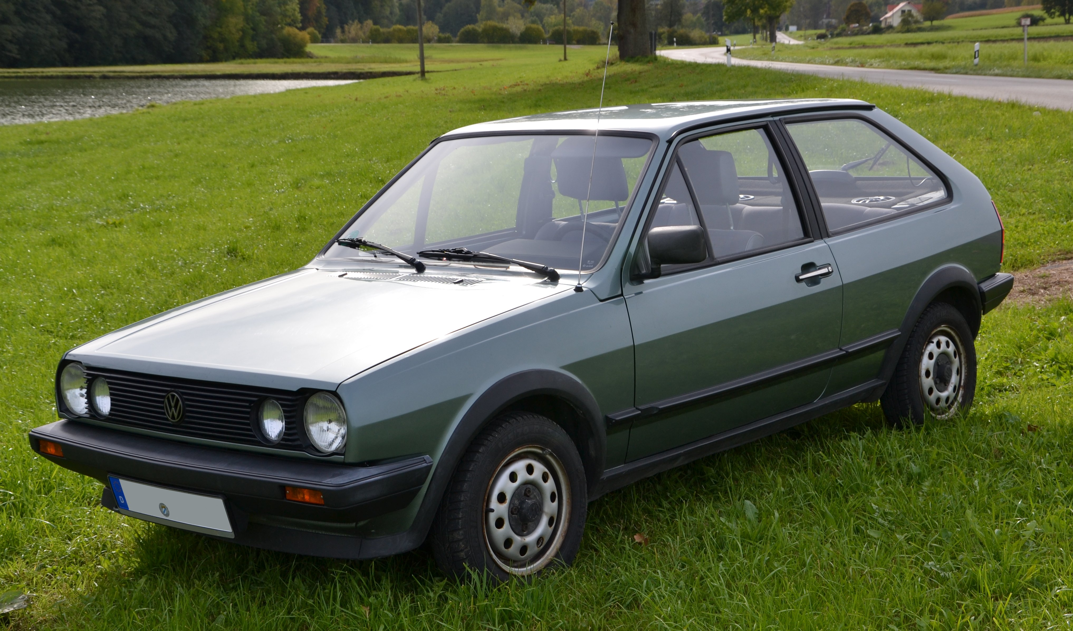 1990 volkswagen polo 86c pictures information and specs auto. Black Bedroom Furniture Sets. Home Design Ideas