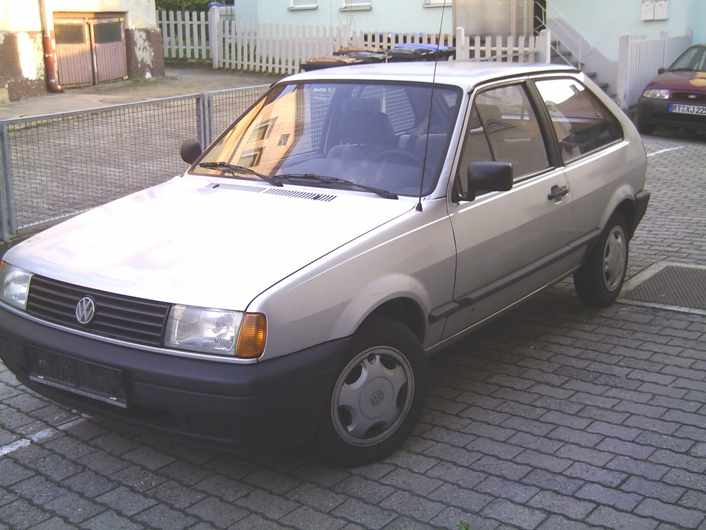 1991 volkswagen polo 86c pictures information and specs auto. Black Bedroom Furniture Sets. Home Design Ideas