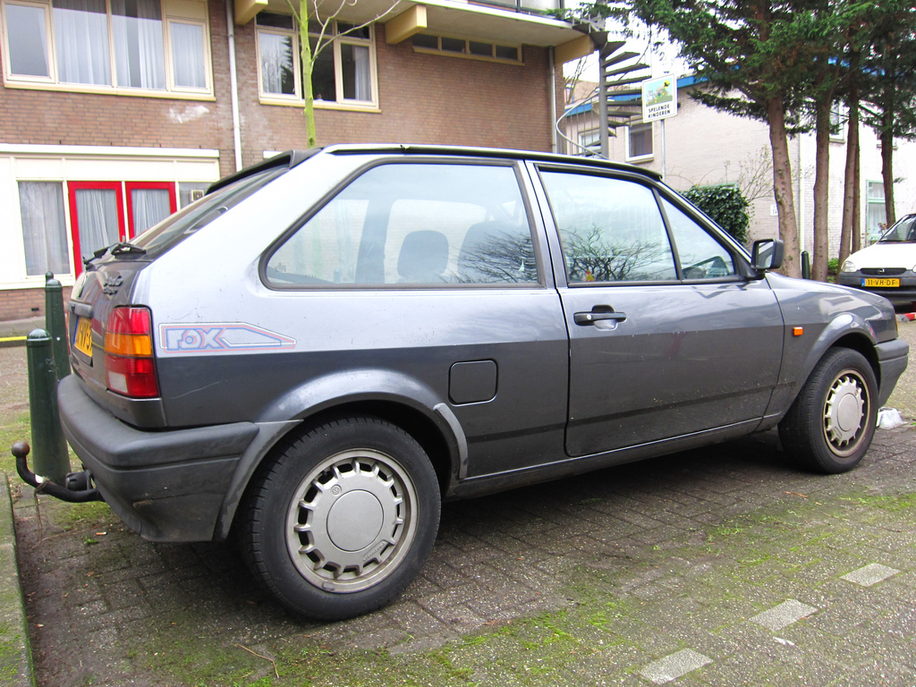 1992 volkswagen polo 86c pictures information and specs auto. Black Bedroom Furniture Sets. Home Design Ideas