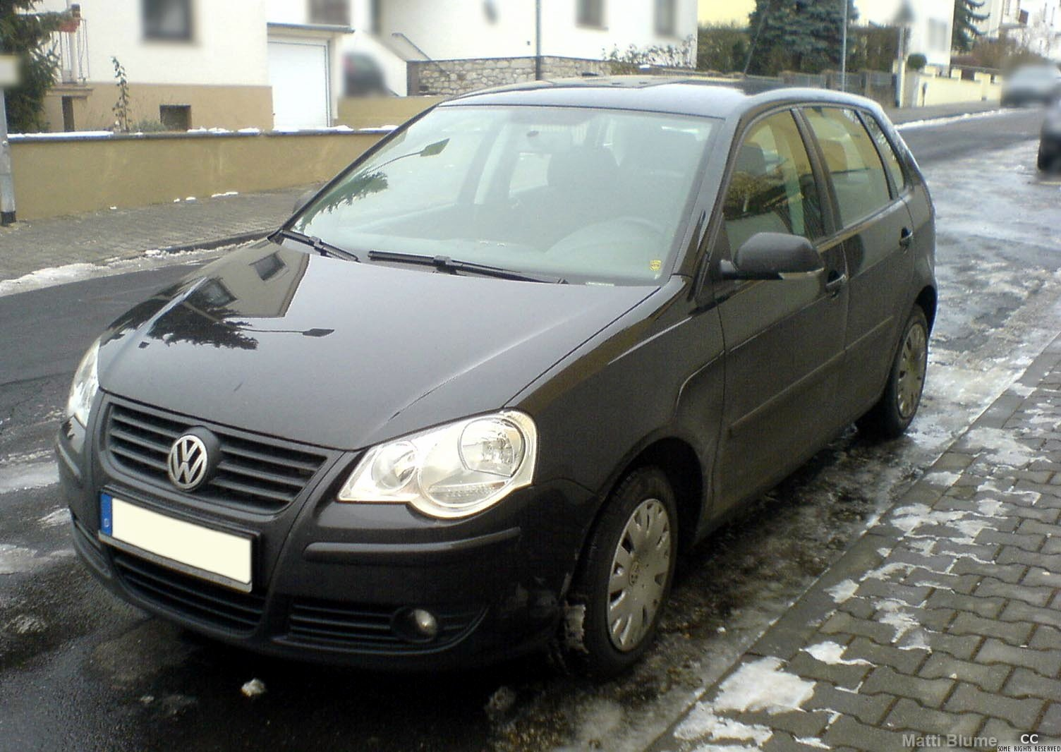 2007 Volkswagen Polo 9n3 Pictures Information And
