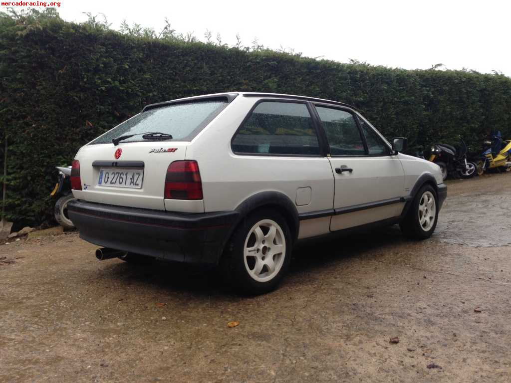 1991 volkswagen polo coupe 86c pictures information and specs auto. Black Bedroom Furniture Sets. Home Design Ideas