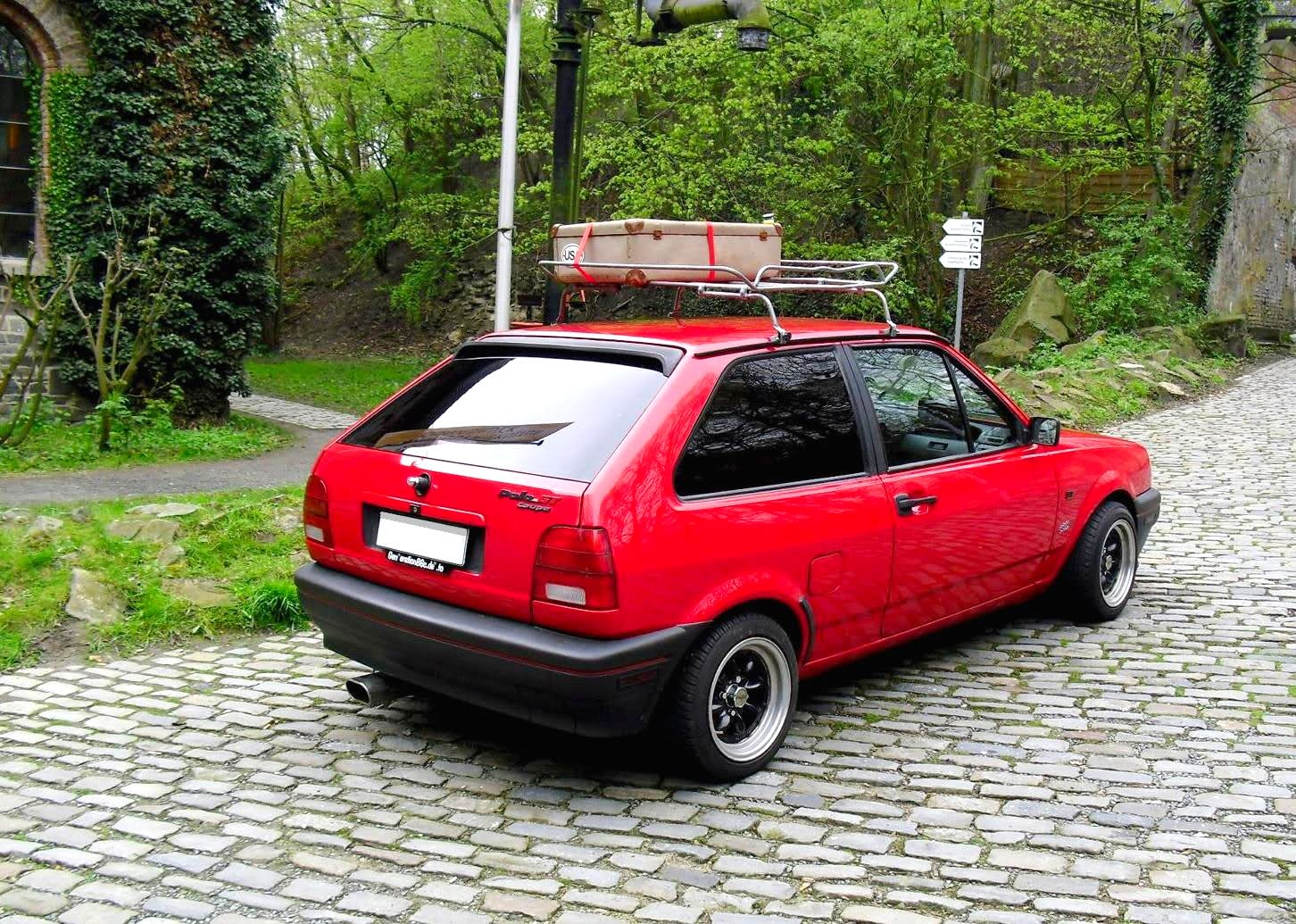 1991 volkswagen polo coupe 86c pictures information. Black Bedroom Furniture Sets. Home Design Ideas