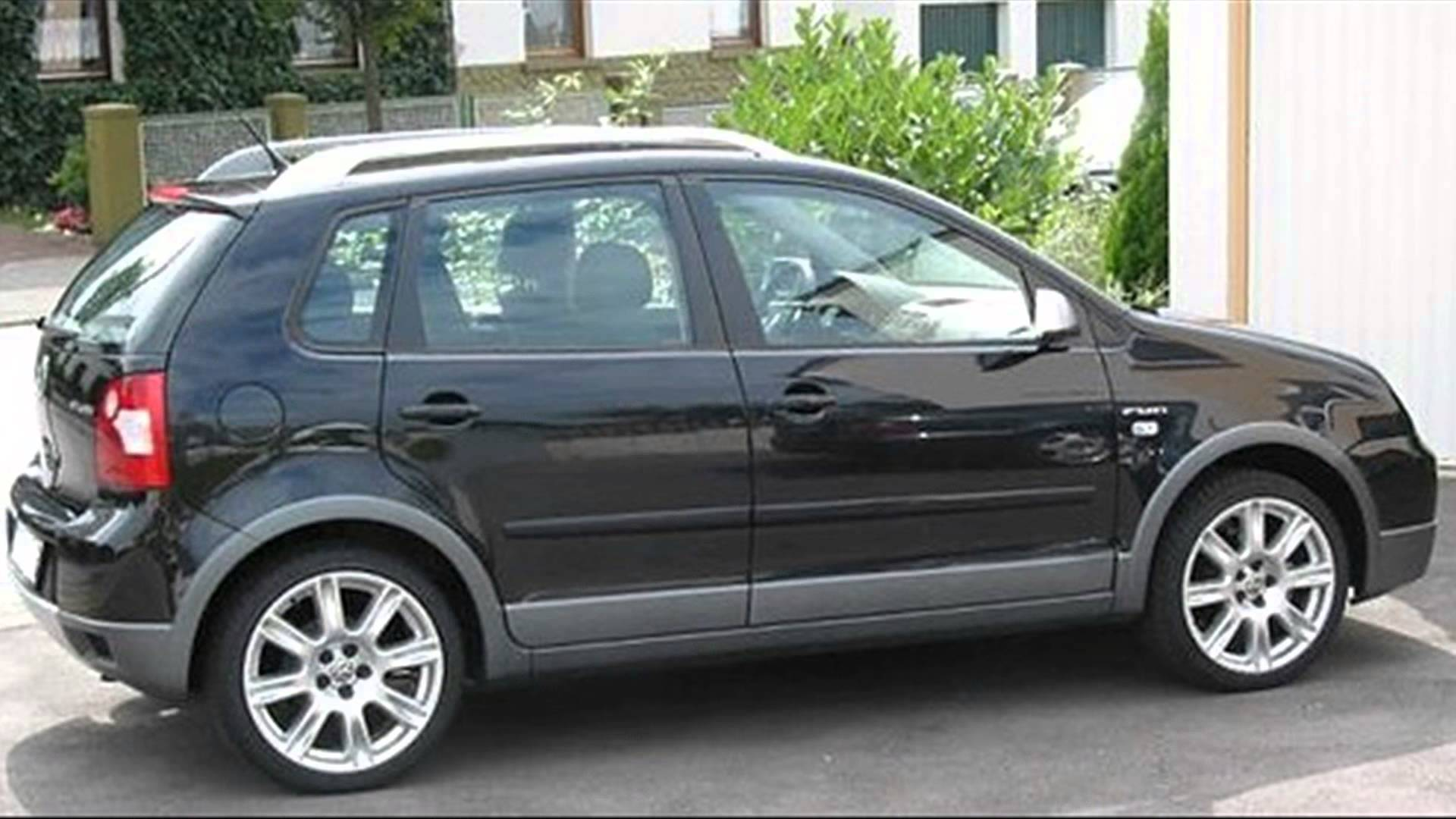 2005 Volkswagen Polo Fun Pictures Information And Specs