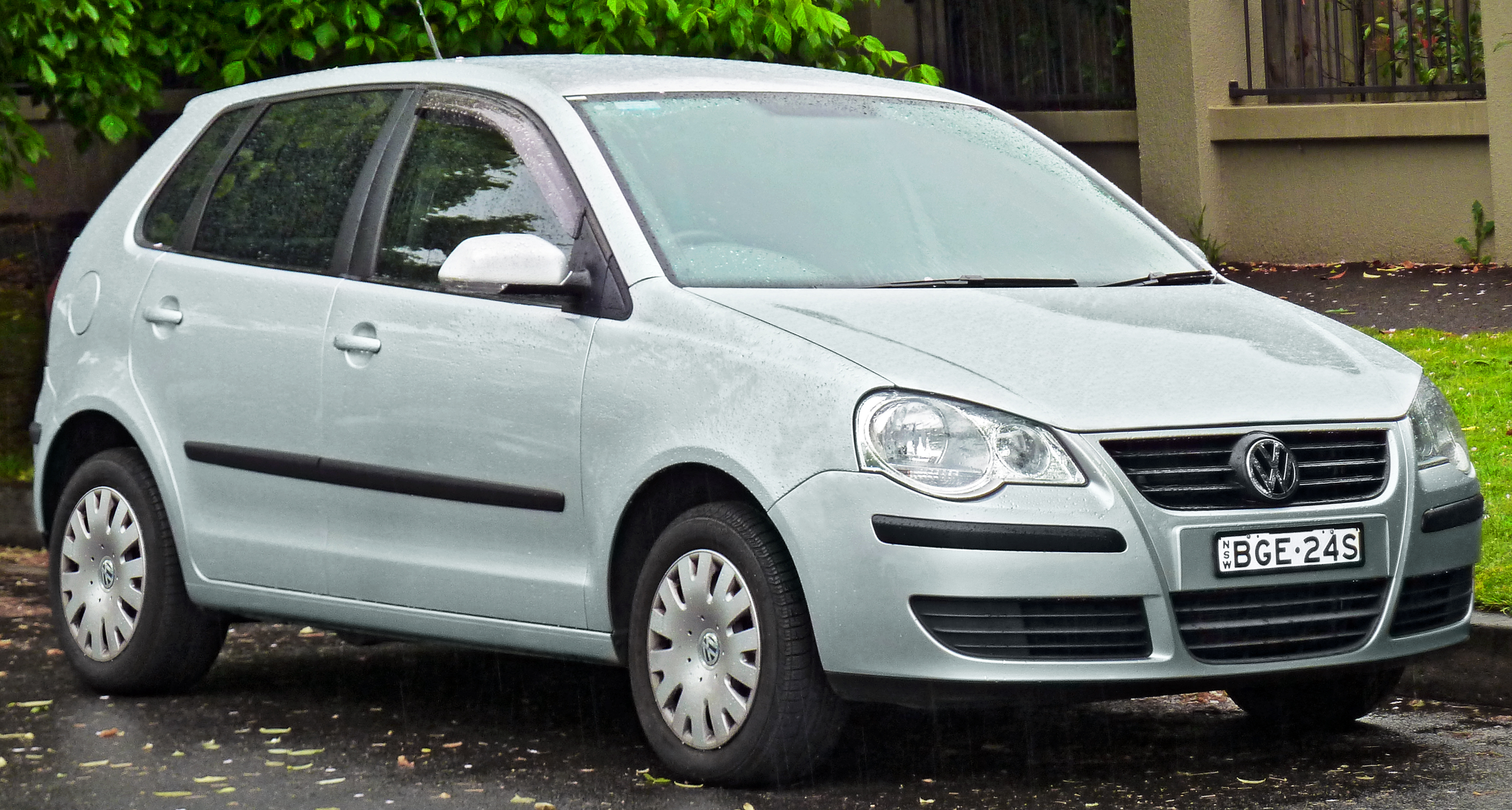 volkswagen polo fun 2008 images
