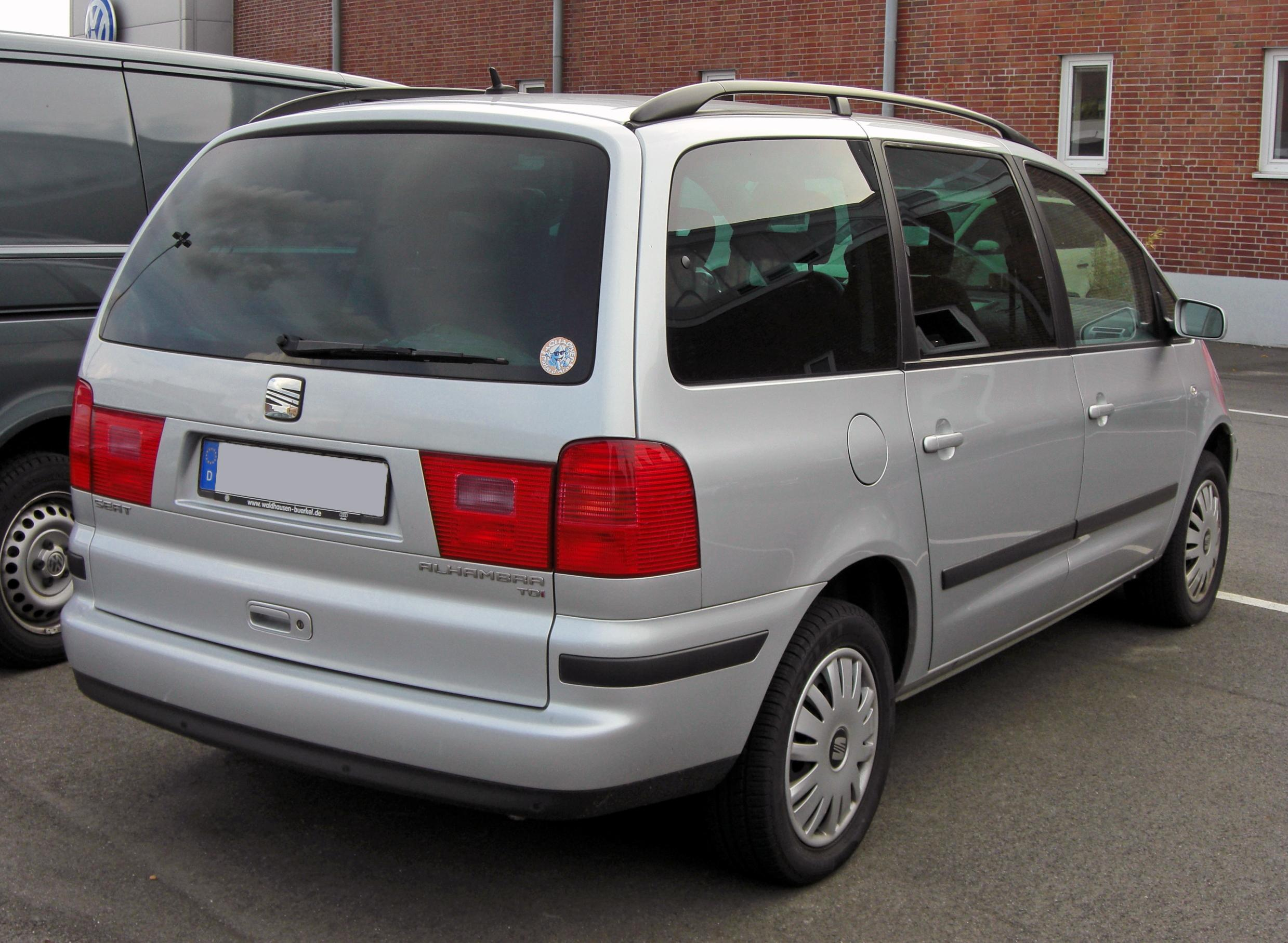 volkswagen sharan (7m) 2007 wallpaper #12