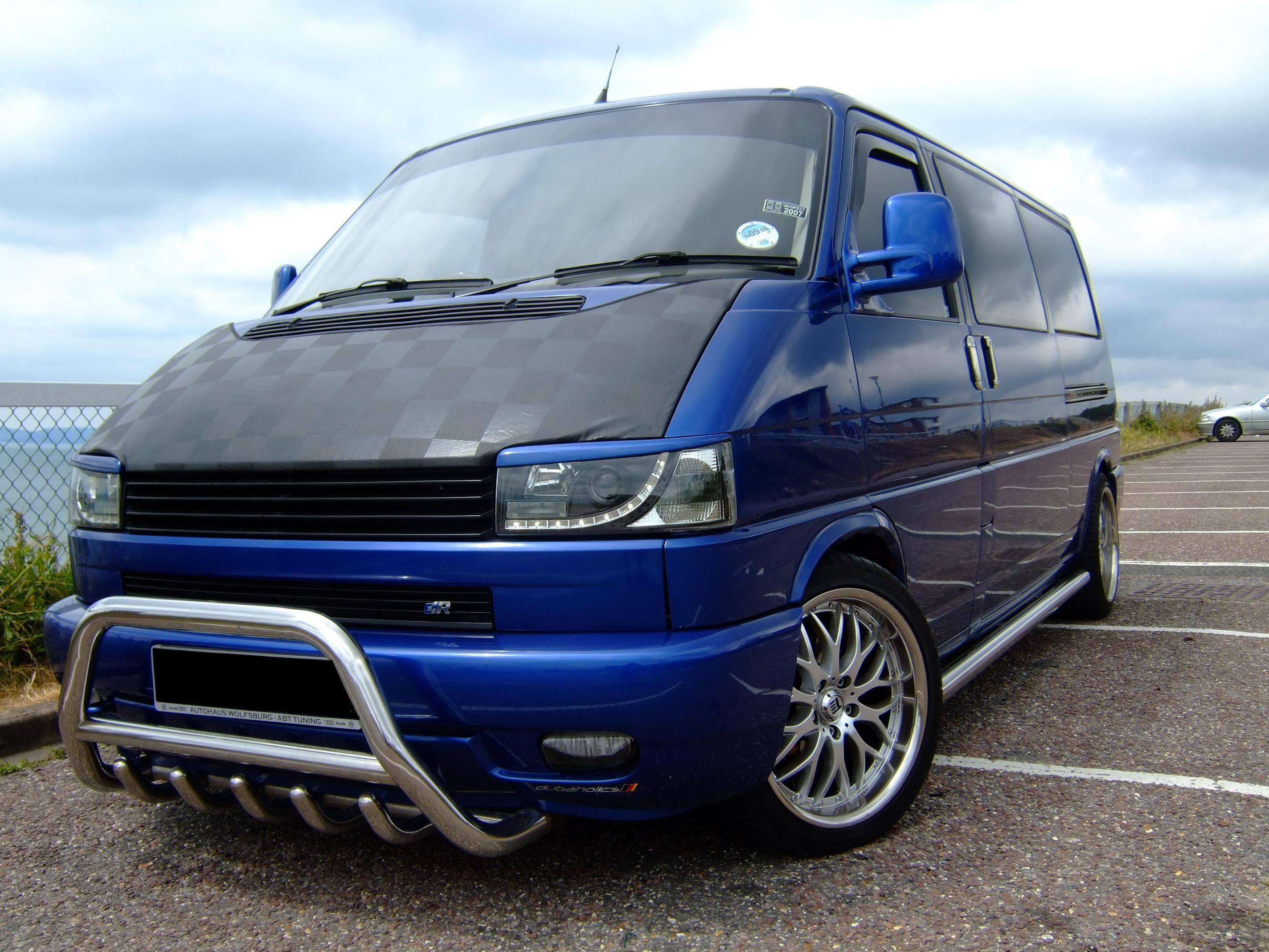 2000 Volkswagen T4 transporter – pictures, information and specs - Auto-Database.com