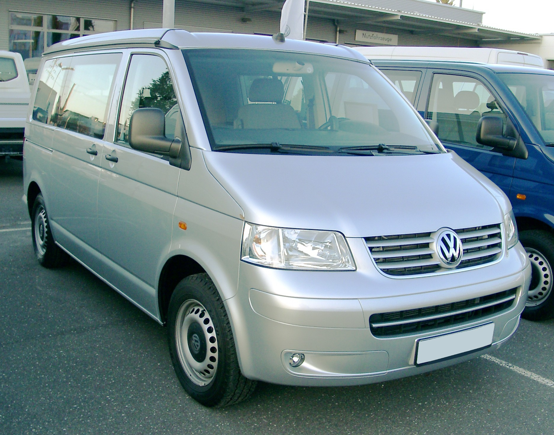 2007 volkswagen t5 transporter pictures information and specs auto. Black Bedroom Furniture Sets. Home Design Ideas