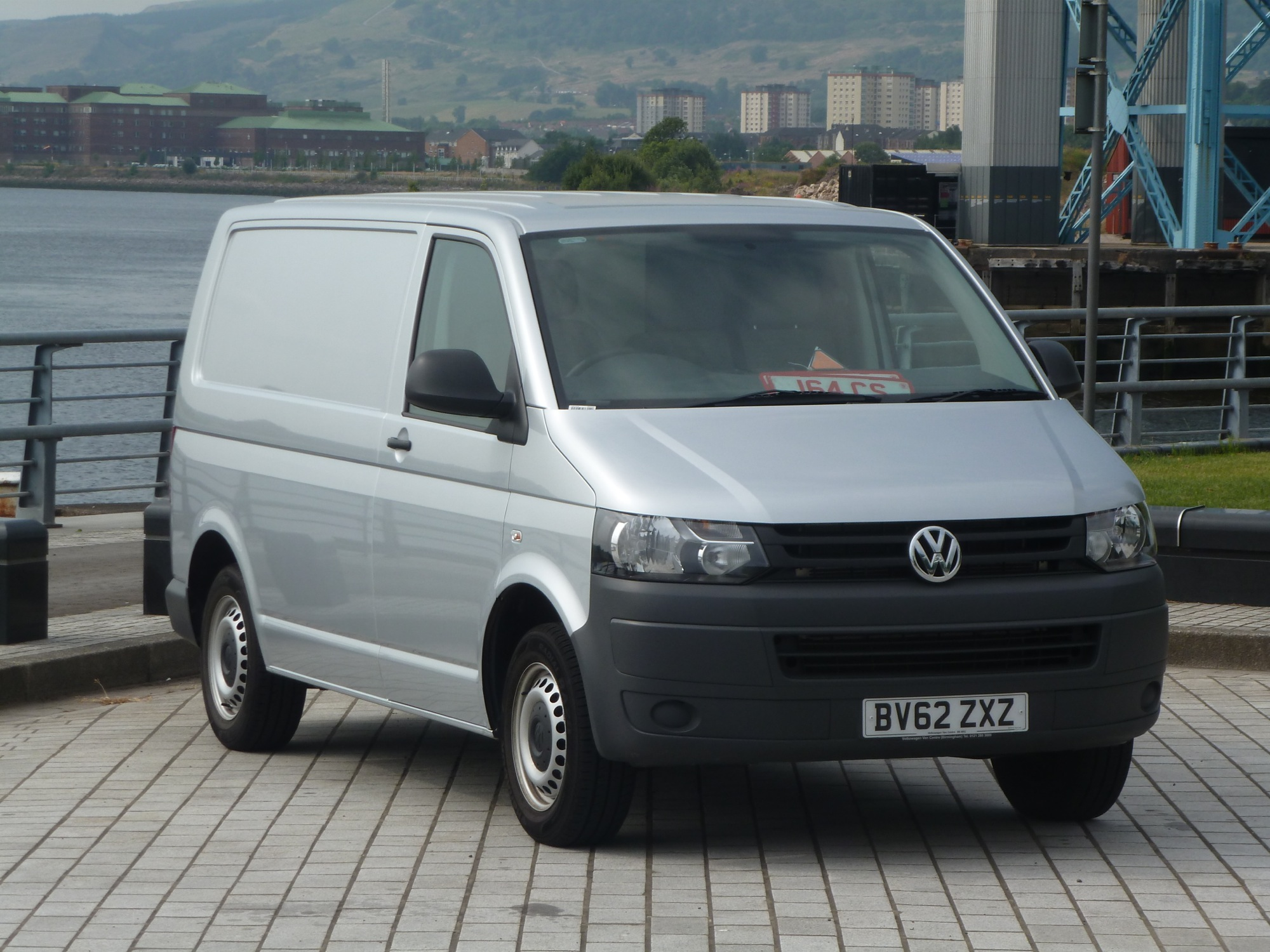 2014 Volkswagen T5 transporter – pictures, information and ...