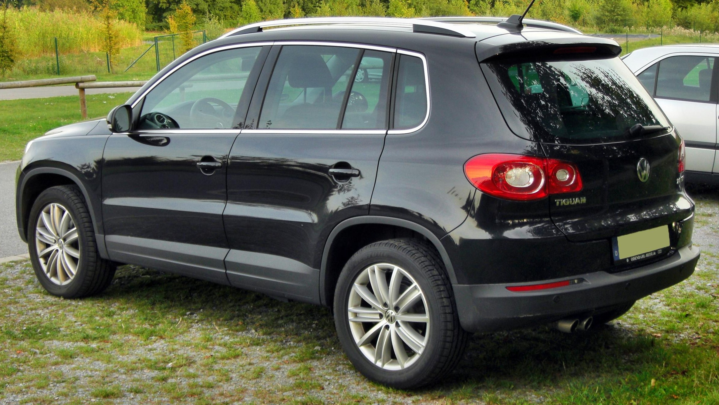 2010 volkswagen tiguan pictures information and specs auto. Black Bedroom Furniture Sets. Home Design Ideas