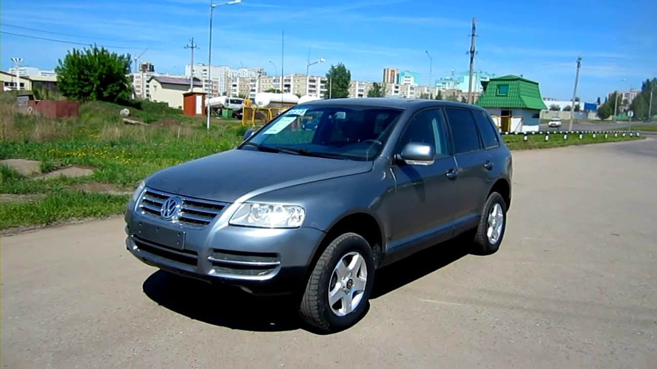 2003 Volkswagen Touareg 7l Pictures Information And