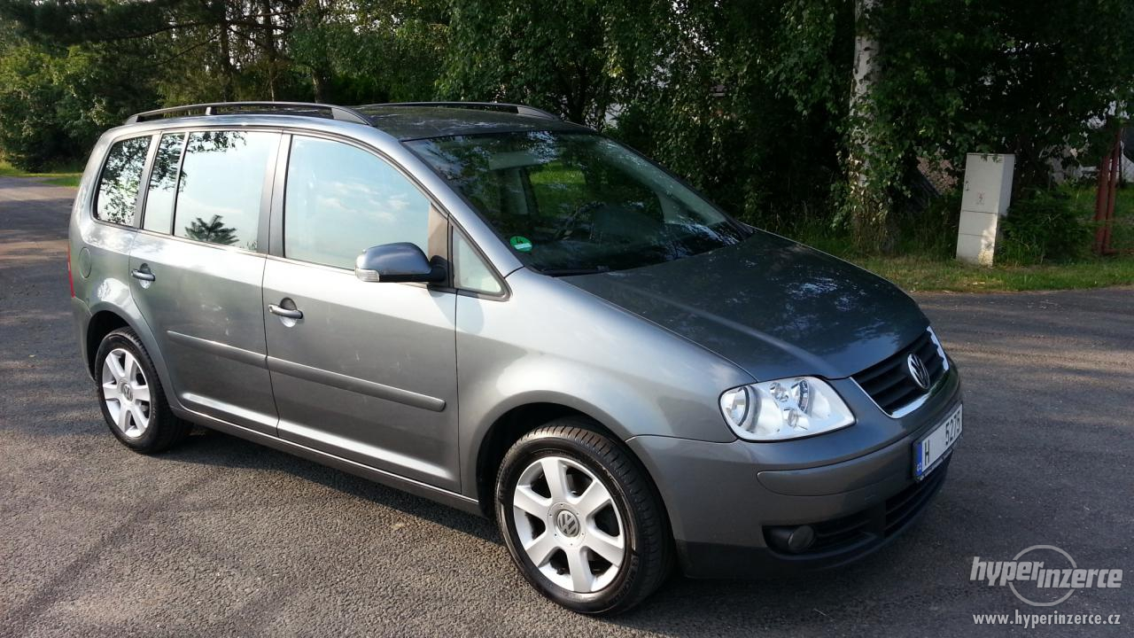 2006 volkswagen touran 1t pictures information and specs auto. Black Bedroom Furniture Sets. Home Design Ideas