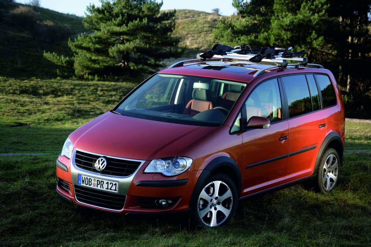2007 volkswagen touran 1t pictures information and specs auto. Black Bedroom Furniture Sets. Home Design Ideas