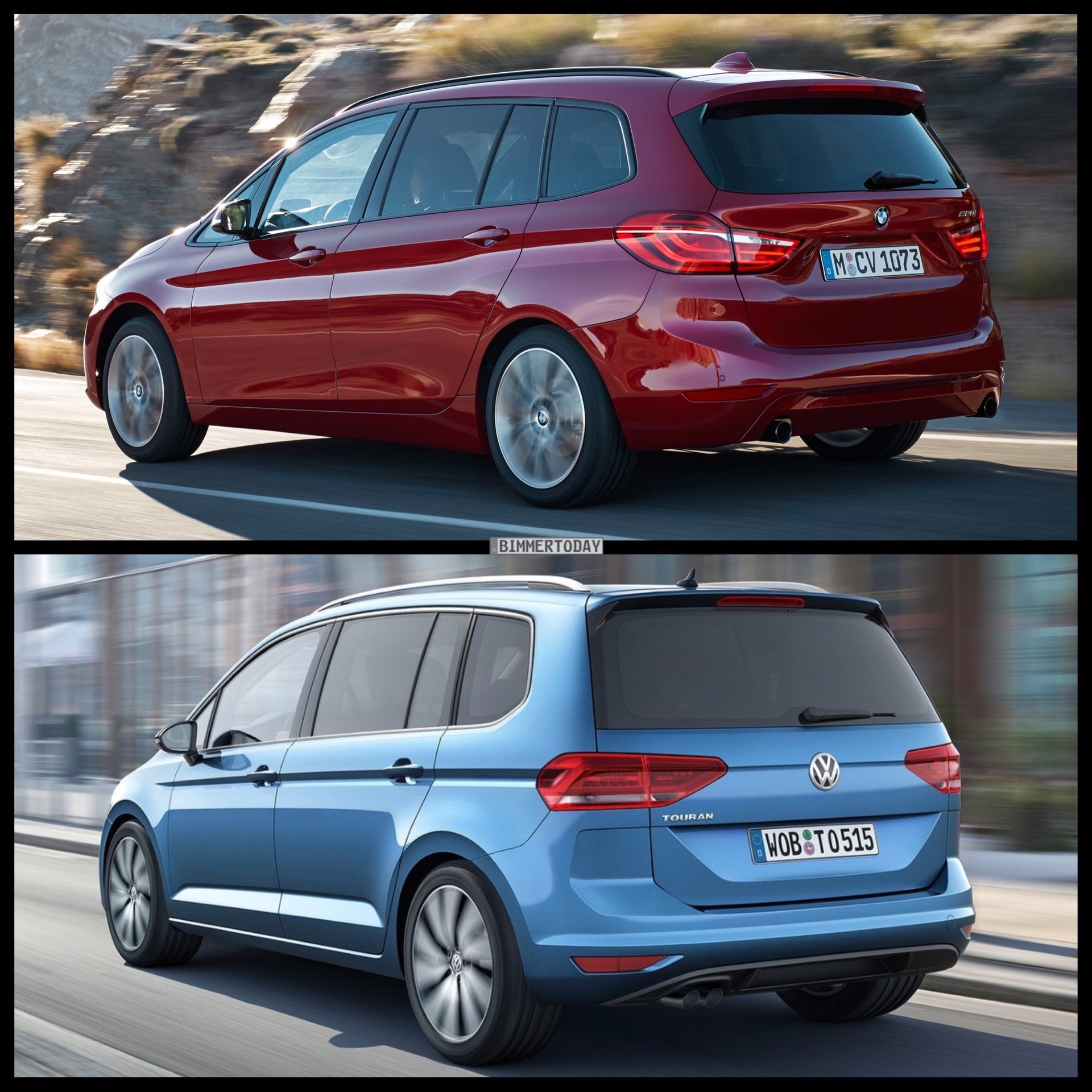 2015 volkswagen touran 1t pictures information and specs auto. Black Bedroom Furniture Sets. Home Design Ideas