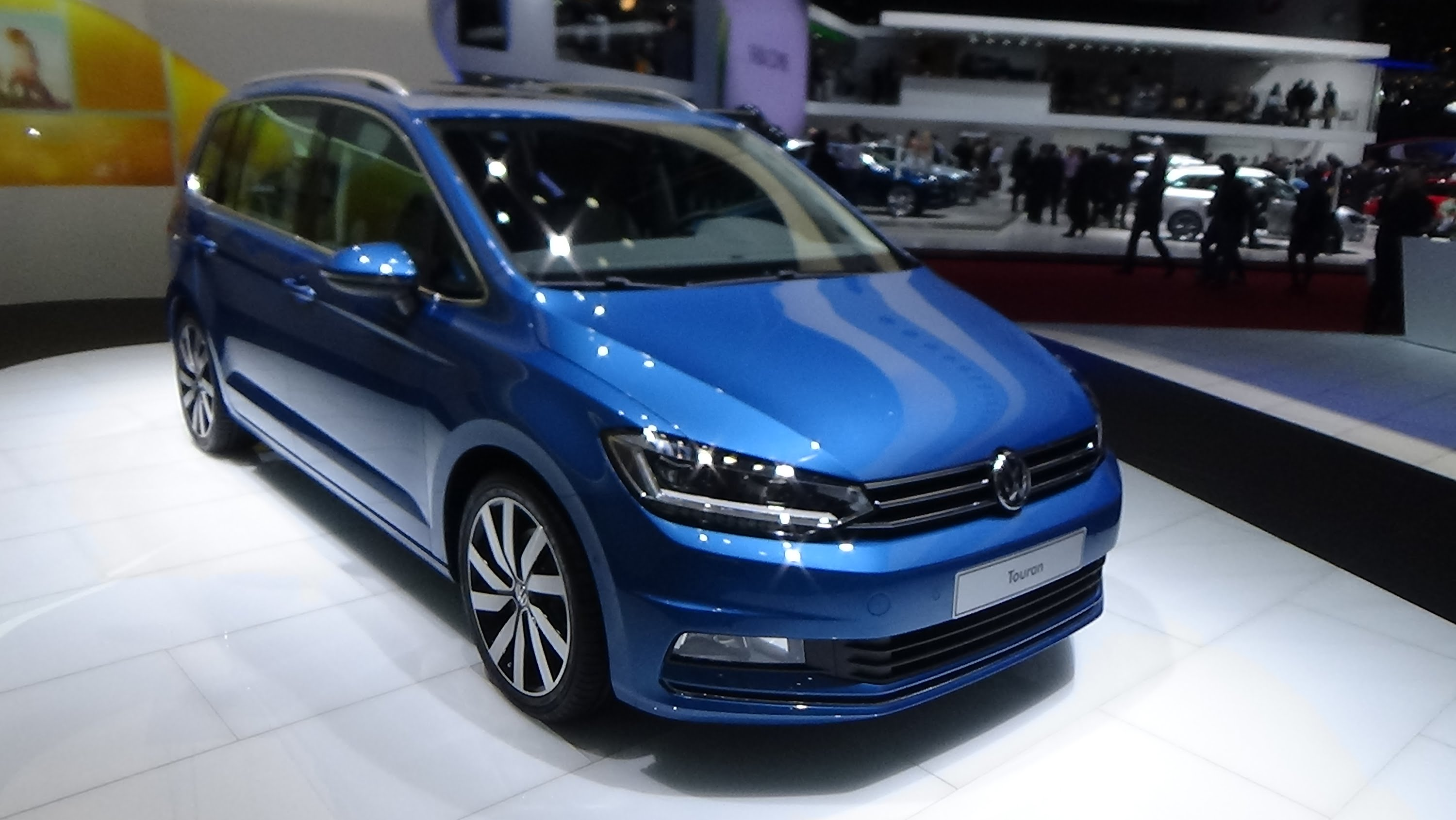 2016 volkswagen touran 1t pictures information and specs auto. Black Bedroom Furniture Sets. Home Design Ideas