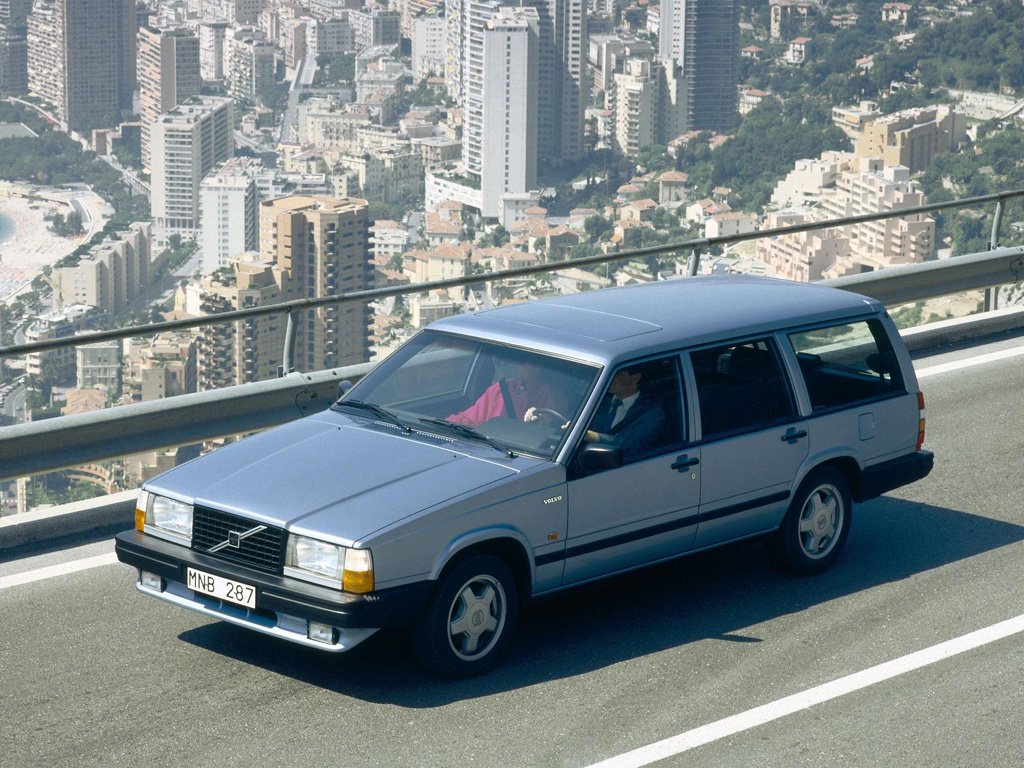 Volvo 740 – pictures, information and specs - Auto-Database.com