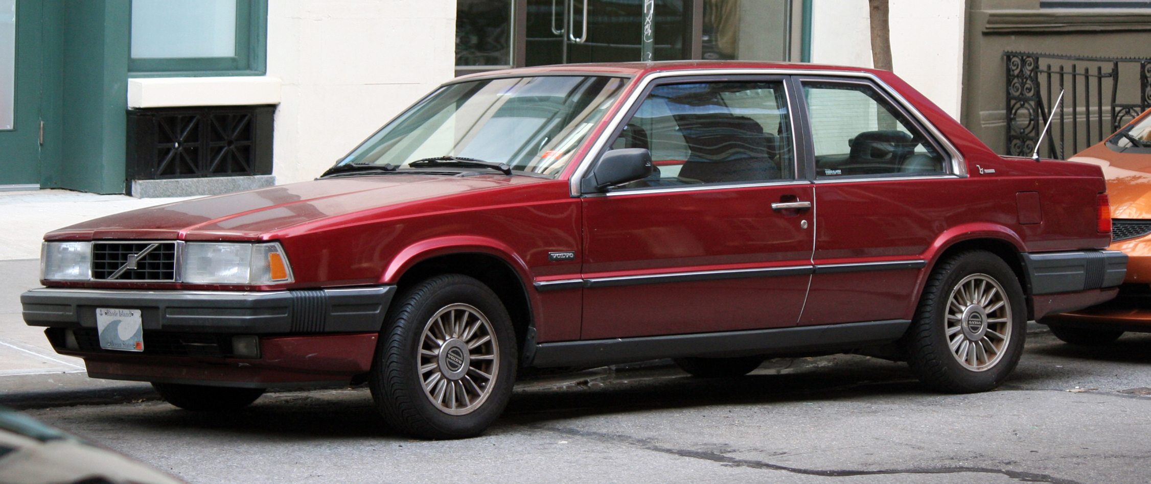 volvo 780 pictures