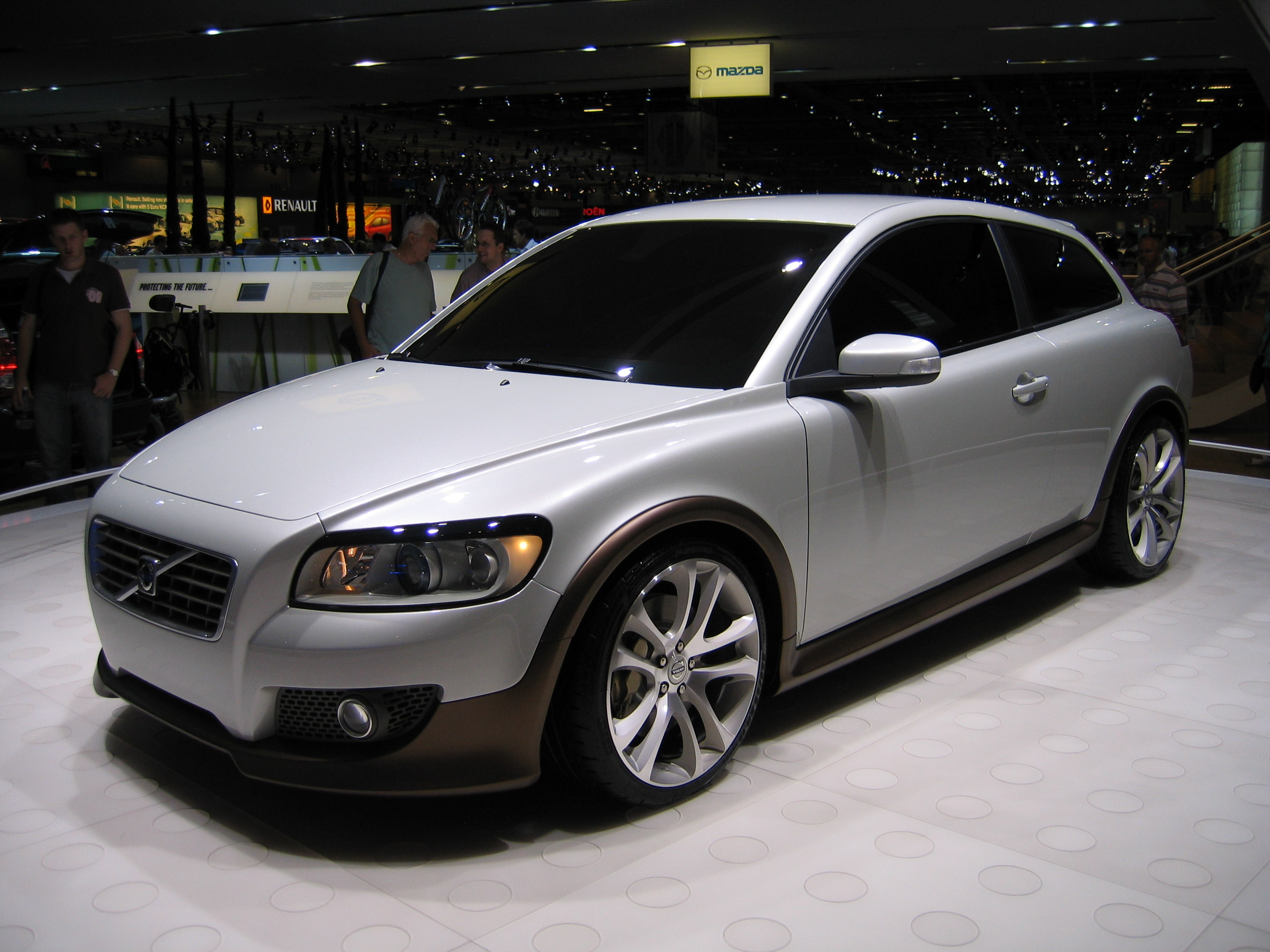 volvo c30 2007 pictures