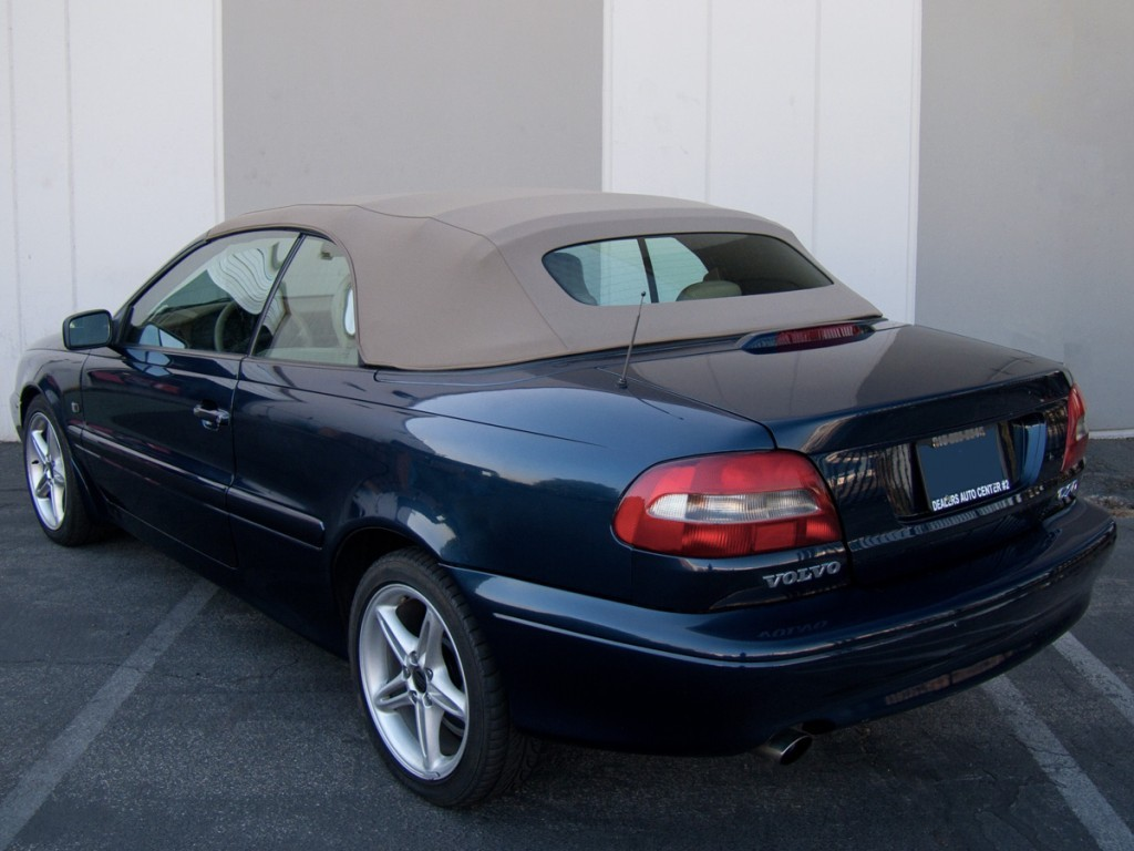 1999 Volvo C70 Convertible Pictures Information And Specs Auto Database Com