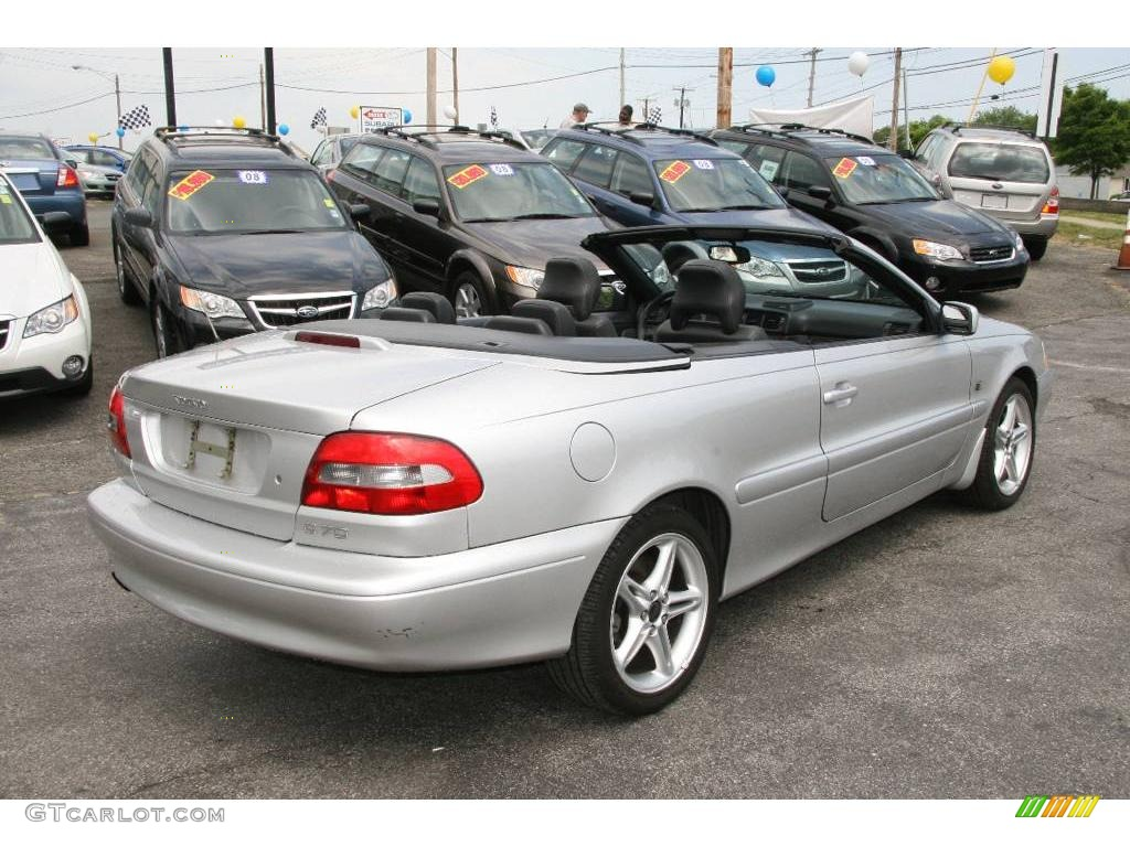 2001 Volvo C70 Convertible Pictures Information And Specs