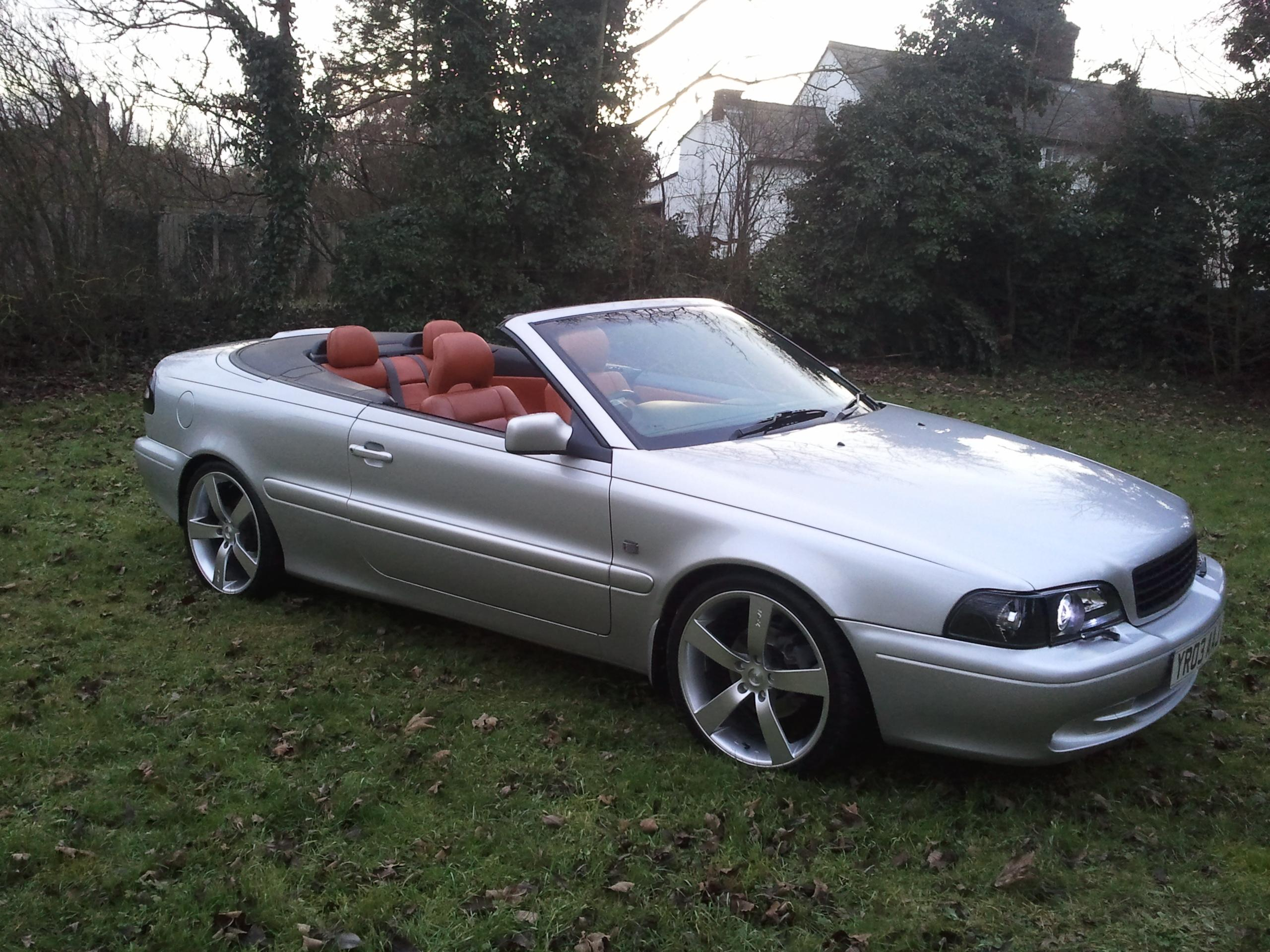 2002 Volvo C70 convertible – pictures, information and specs - Auto ...