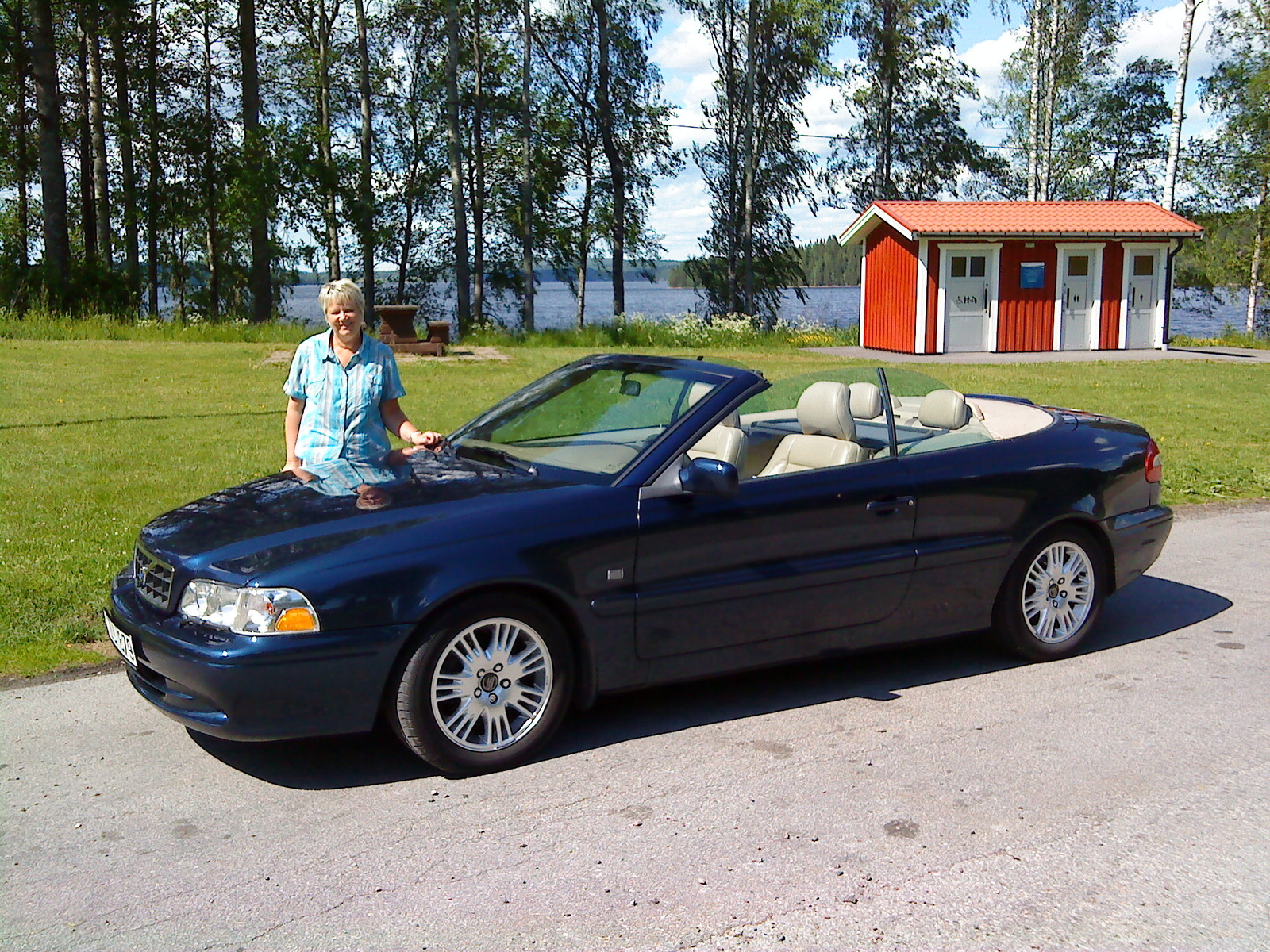 2003 volvo c70 convertible pictures information and. Black Bedroom Furniture Sets. Home Design Ideas