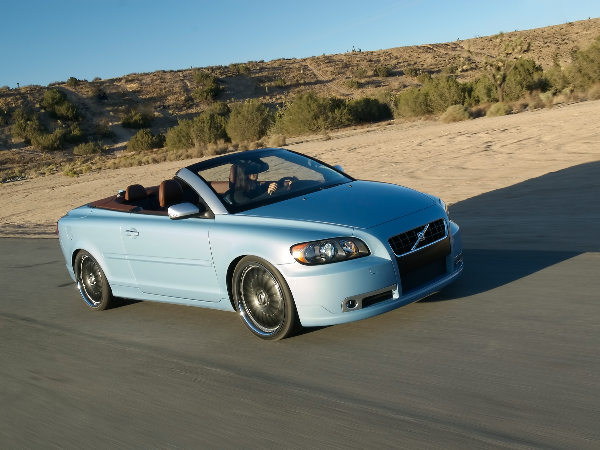 volvo c70 wallpaper