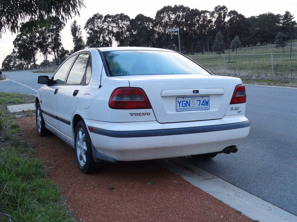 1997 Volvo S40  Vs   U2013 Pictures  Information And Specs
