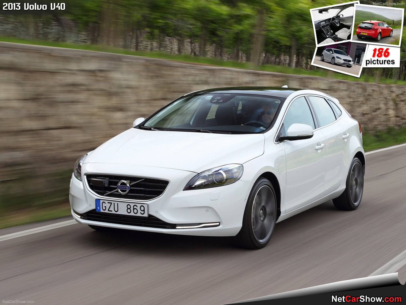 2013 volvo v40 ii pictures information and specs auto. Black Bedroom Furniture Sets. Home Design Ideas
