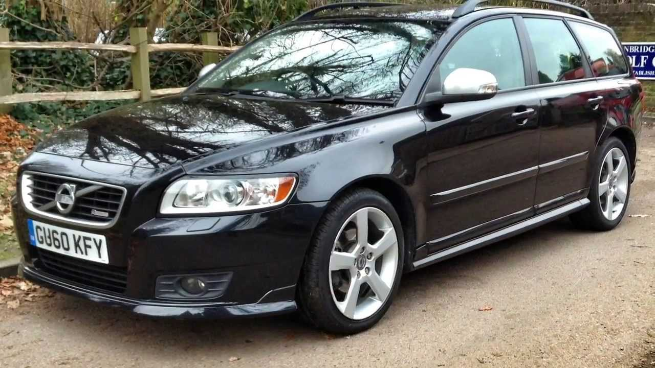 Volvo V50 – pictures, information and specs - Auto-Database.com