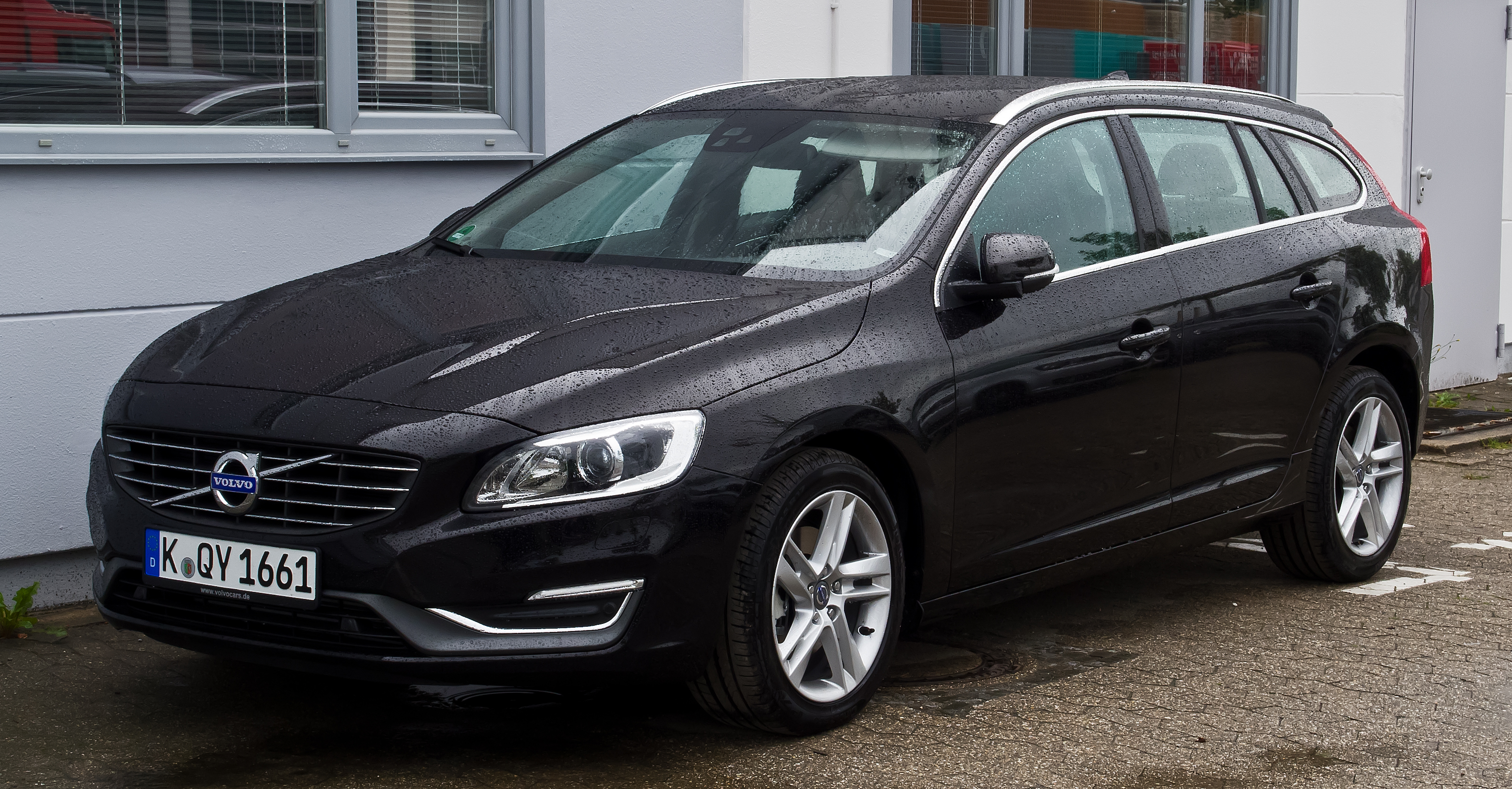 2013 Volvo V60 (f)   pictures, information and specs - Auto