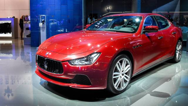 Levante, Ghibli Updates and Quattroporte Were Confirmed   by Maserati
