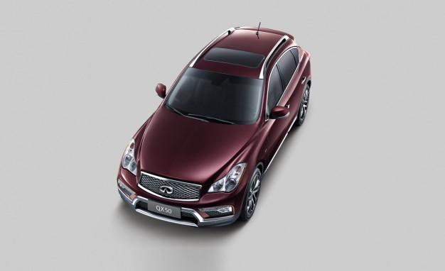 New Prices for 2016 Infiniti QX50 Packages